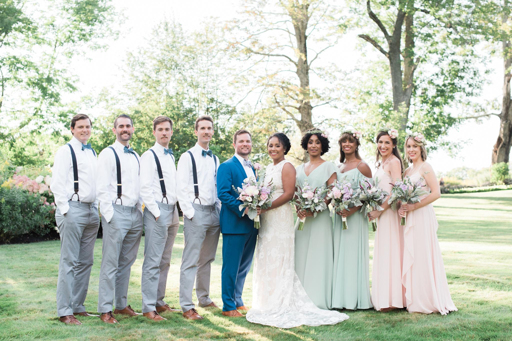 Wedding photographers in Western MA