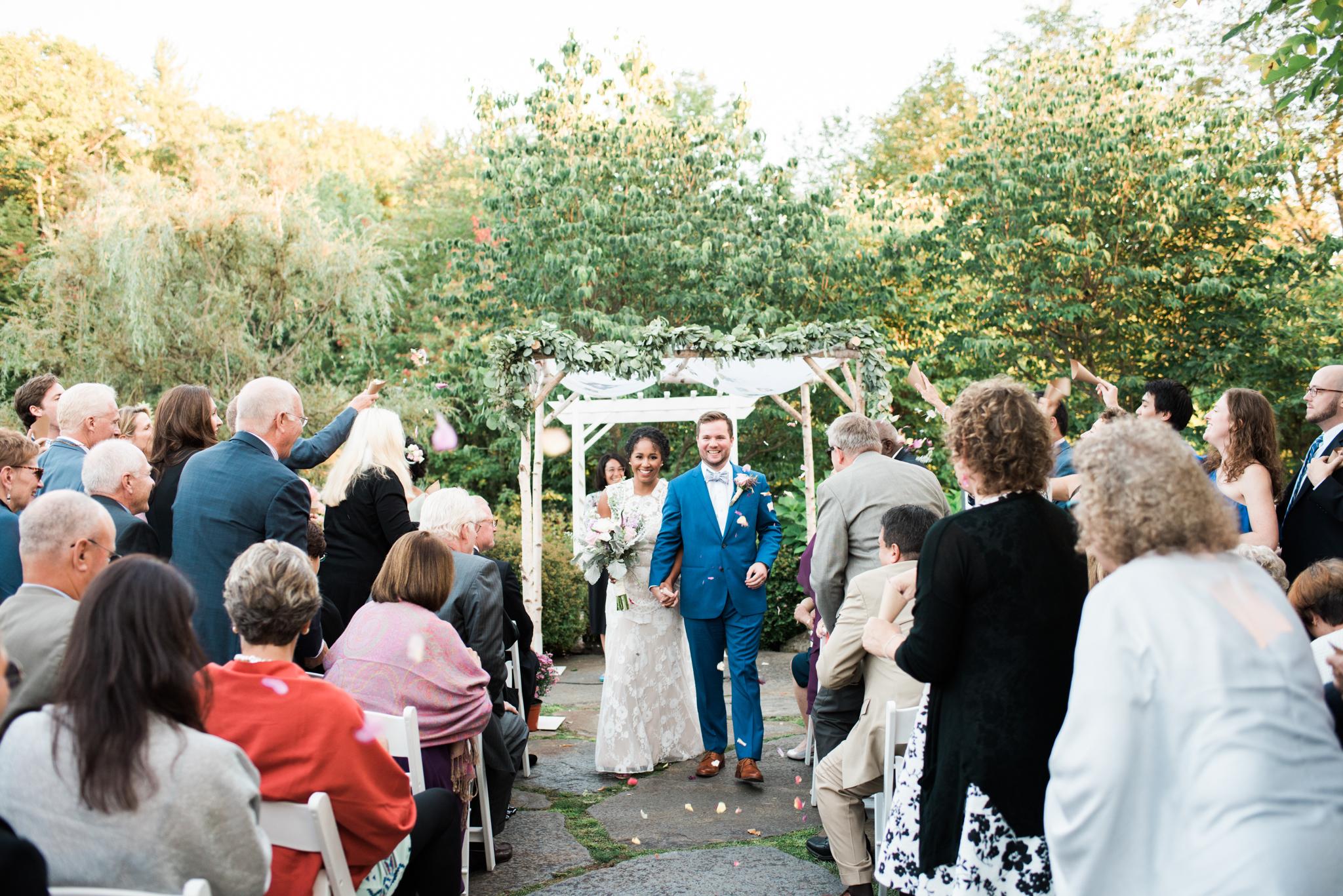 Easthampton Area Wedding Photographer
