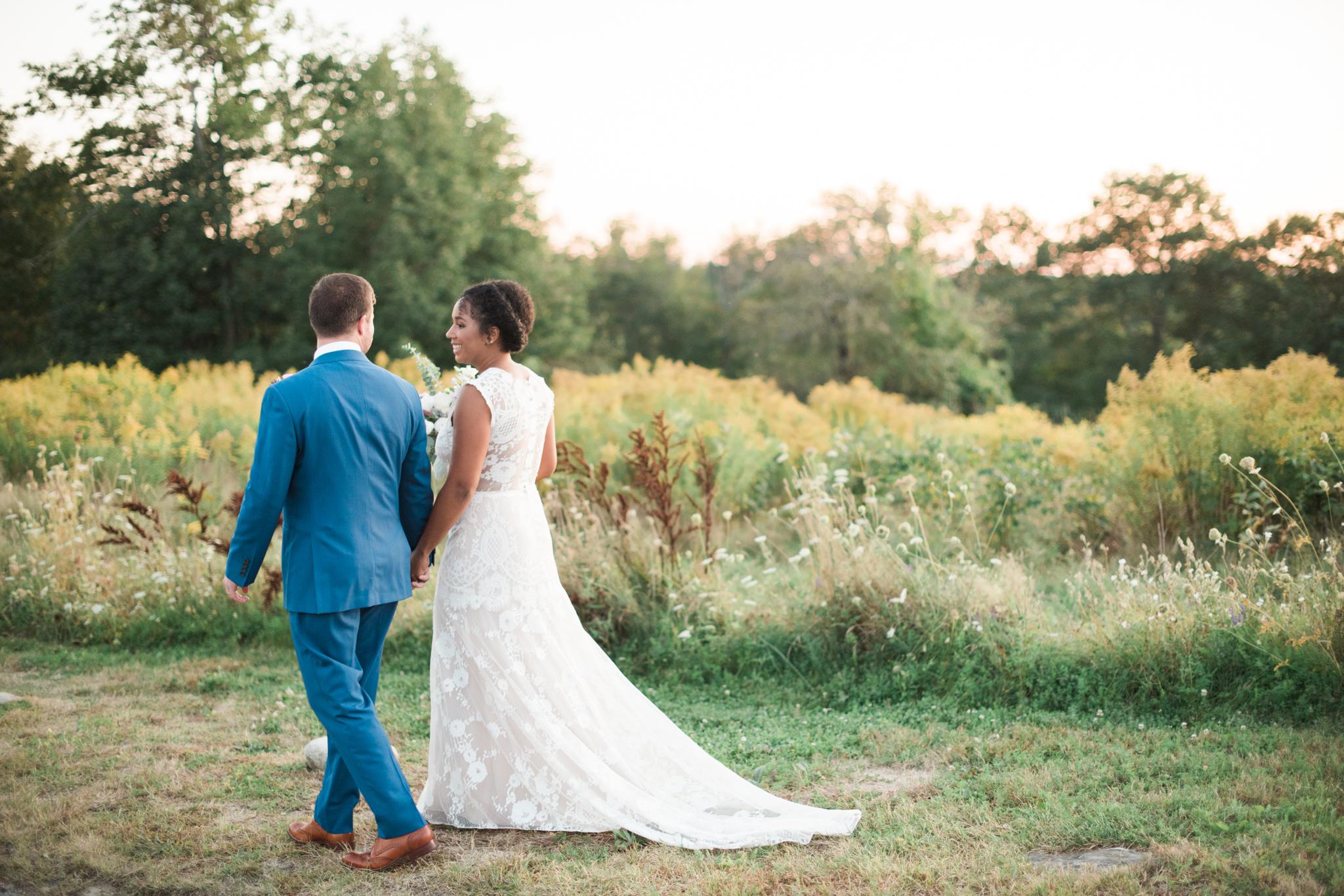 Deerfield MA Fine Art Wedding Photographer