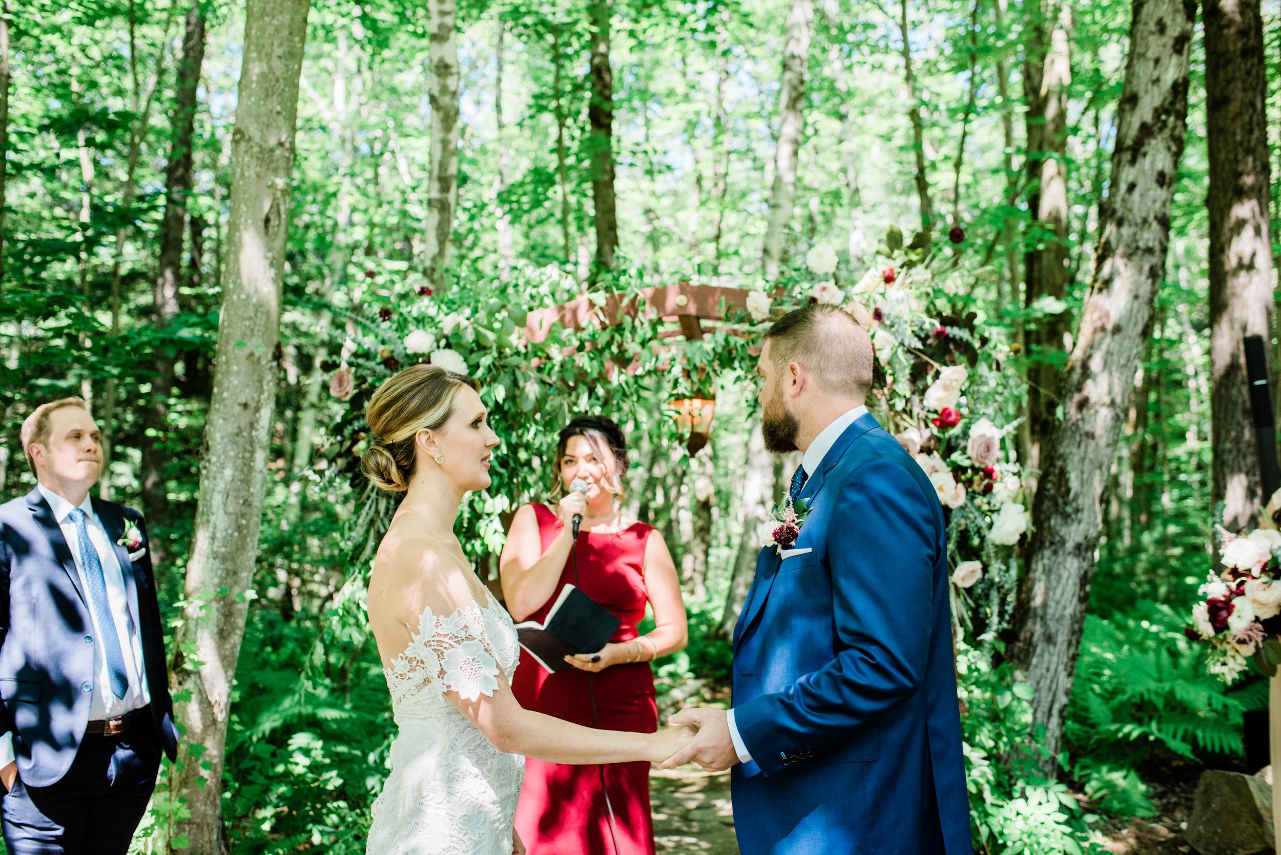 Fine art wedding photography in the Berkshires