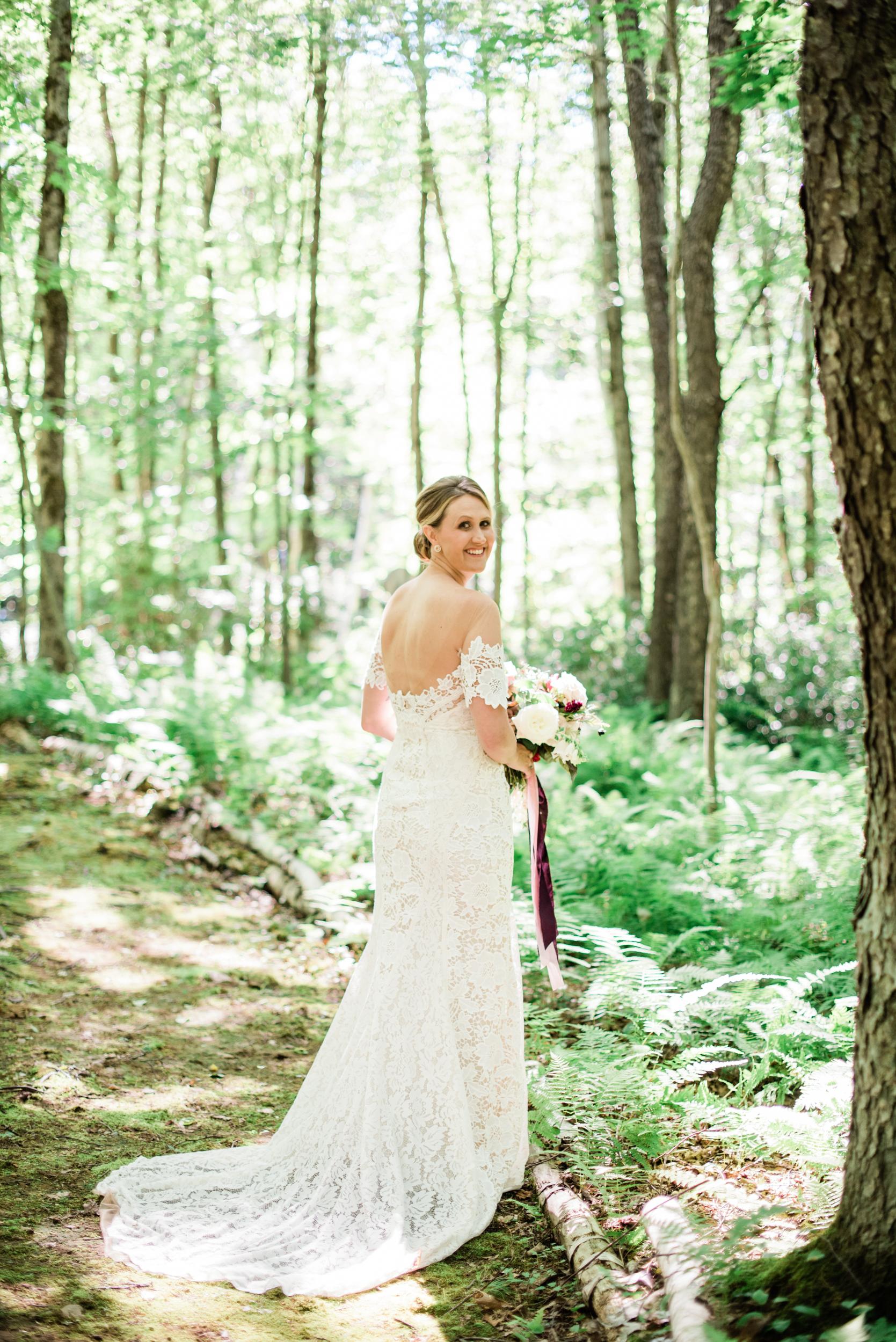 Stockbridge Massachusetts Wedding