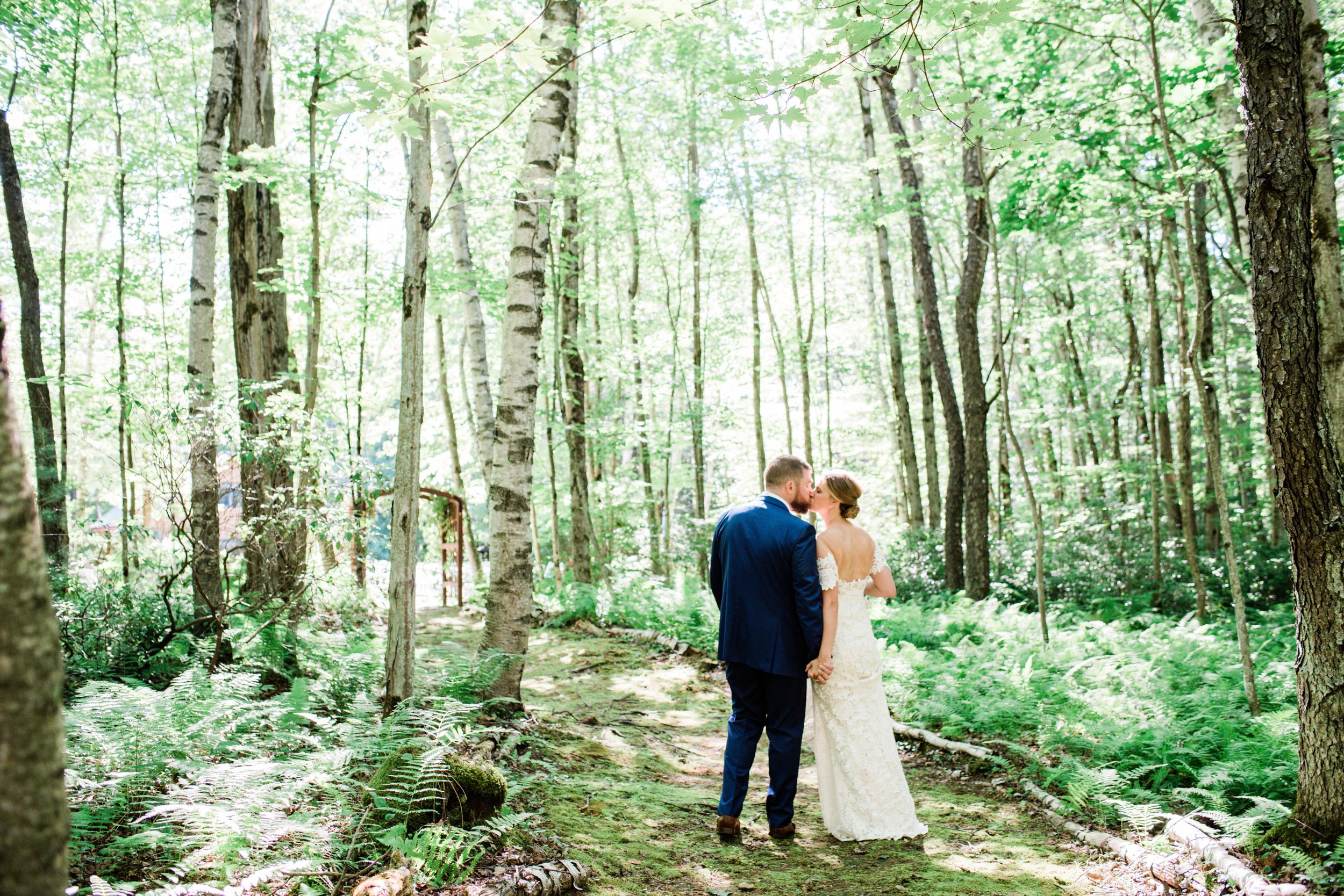 Red Lion Inn Wedding Photography