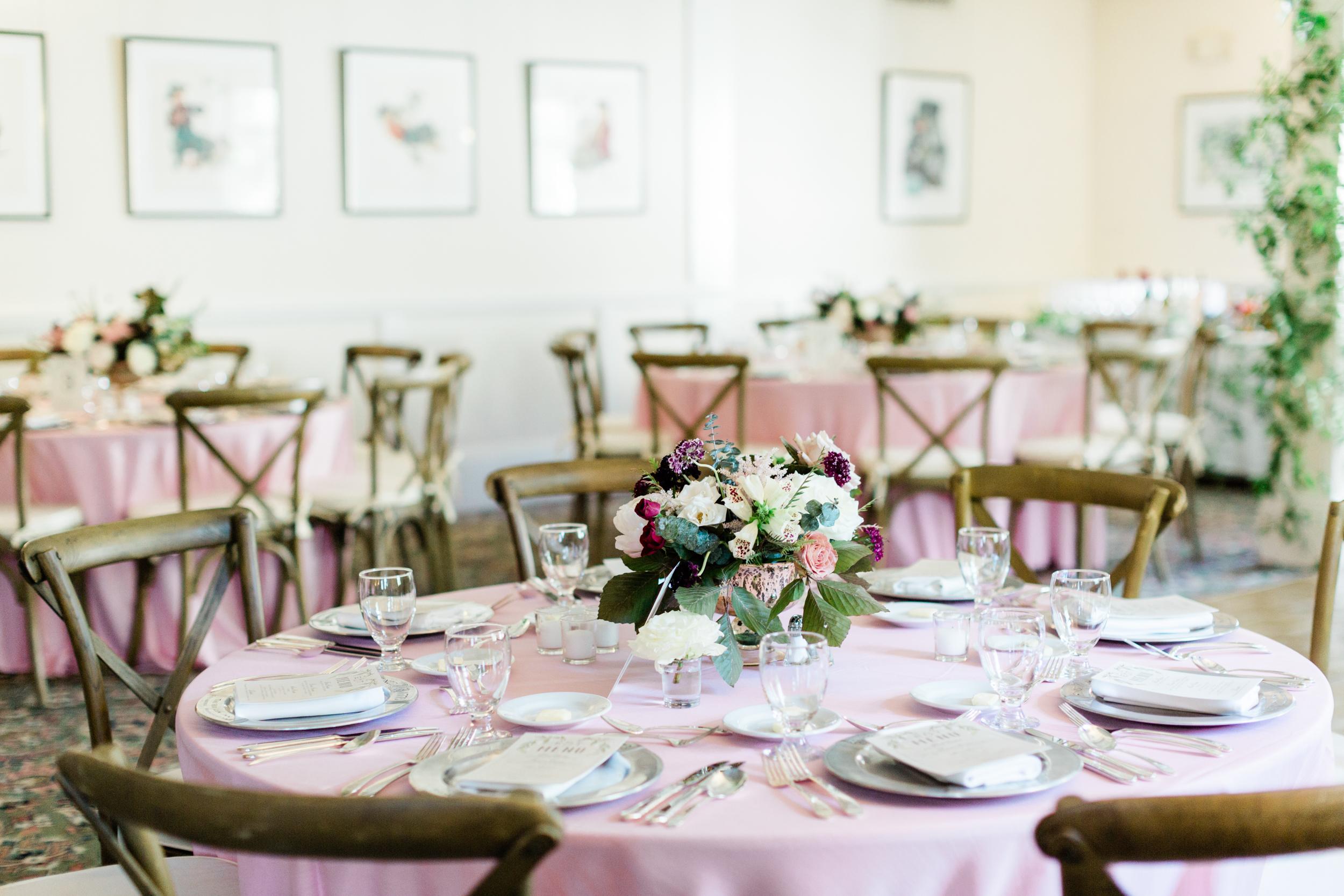 Red Lion Inn Stockbridge Wedding