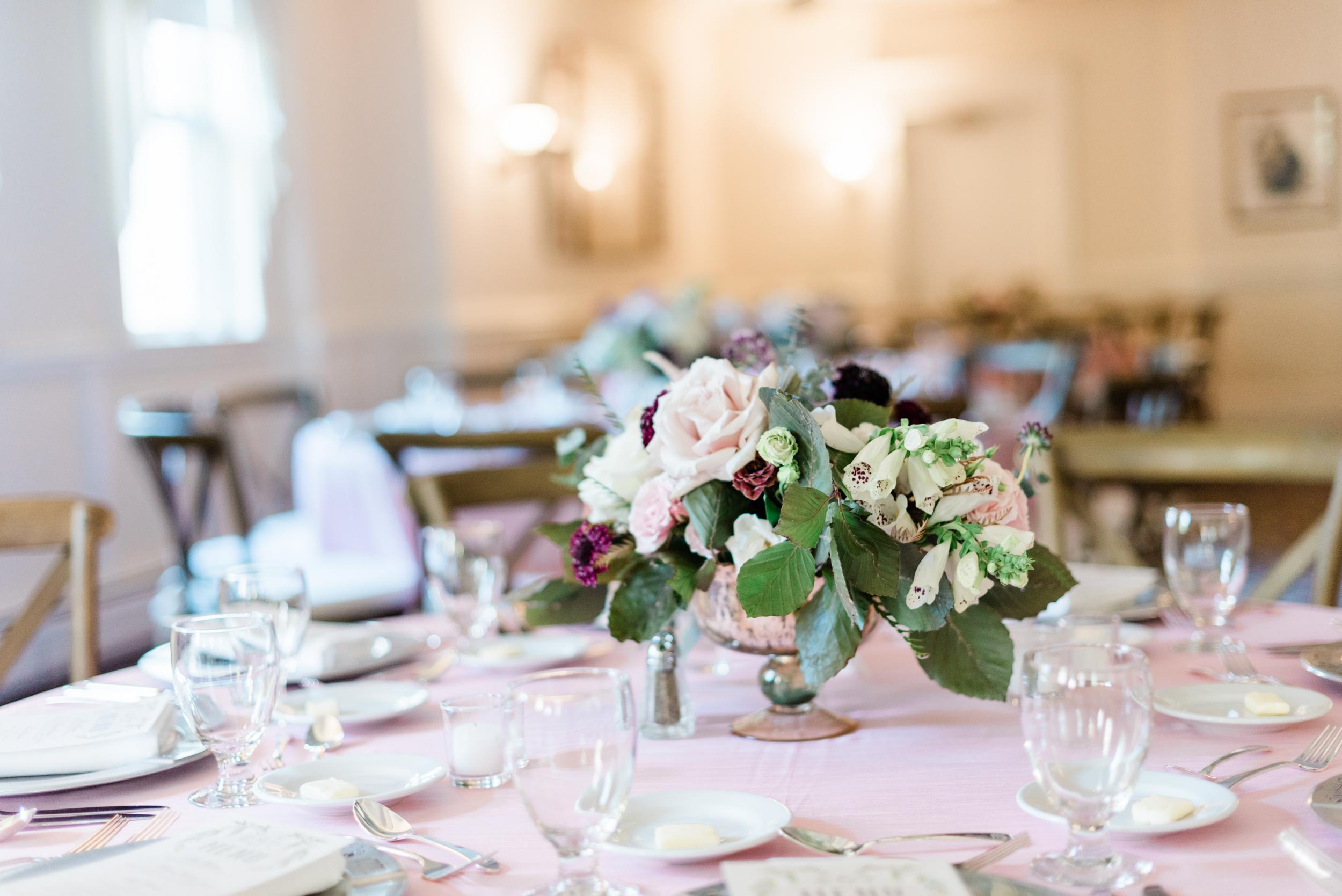 Wedding At the Red Lion Inn, Stockbridge
