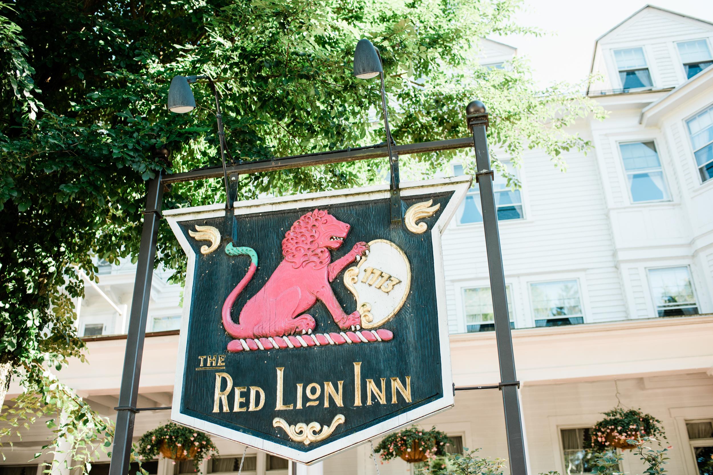 The Red Lion Inn Stockbridge M