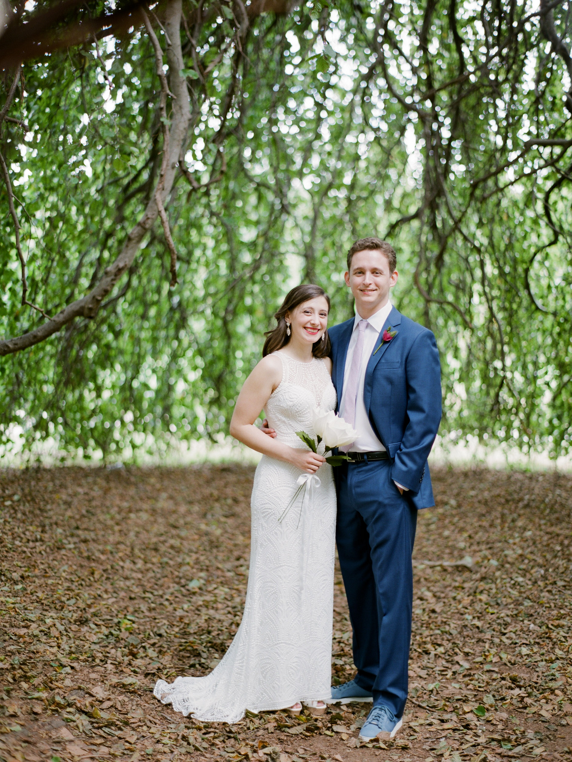 Film Wedding Photographers in Western Mass