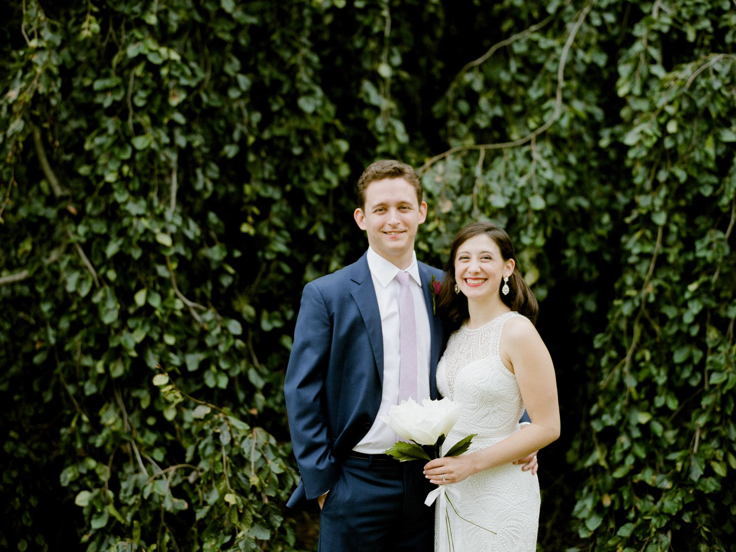 Gallaher Mansion Wedding in CT