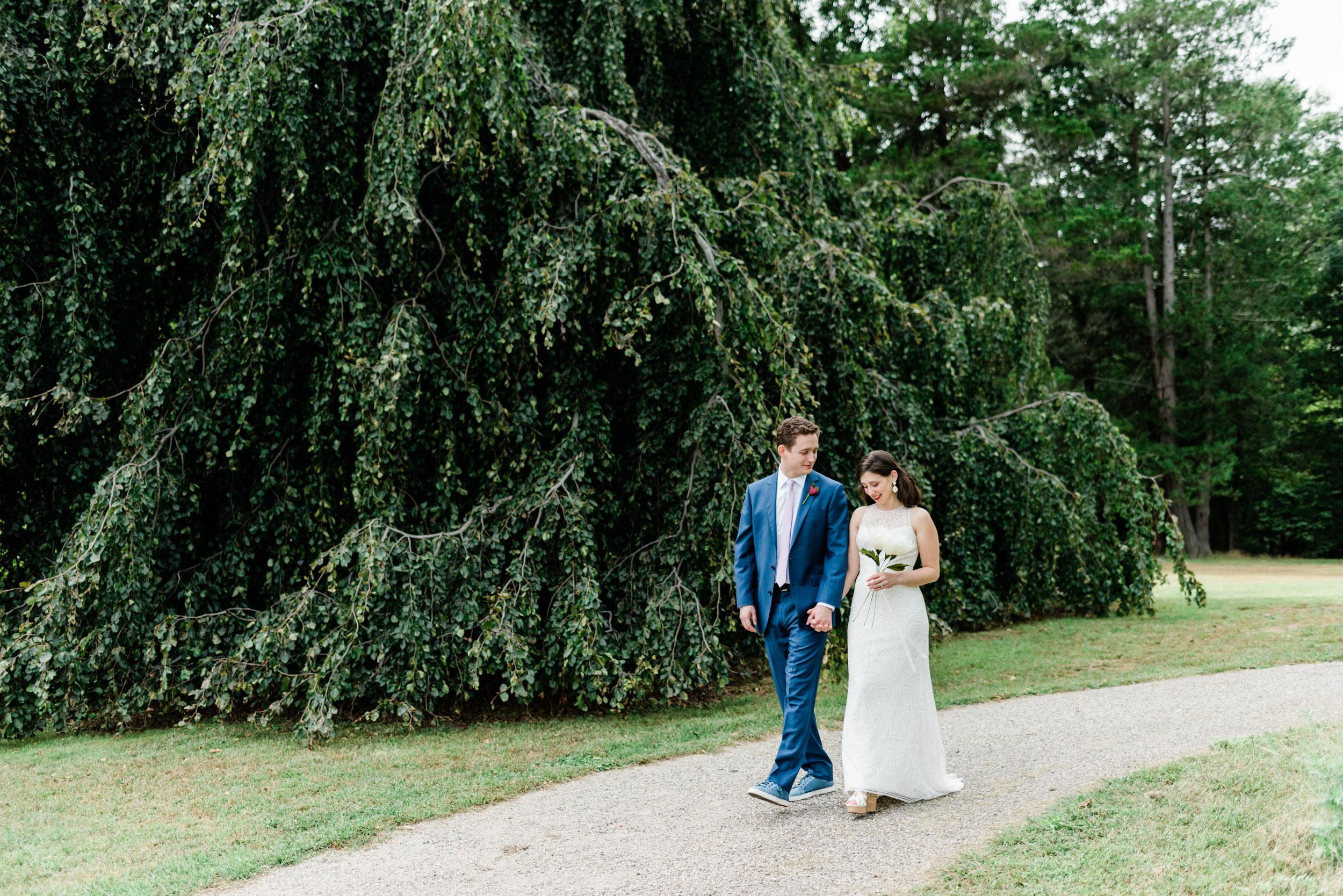Berkshires Wedding Day