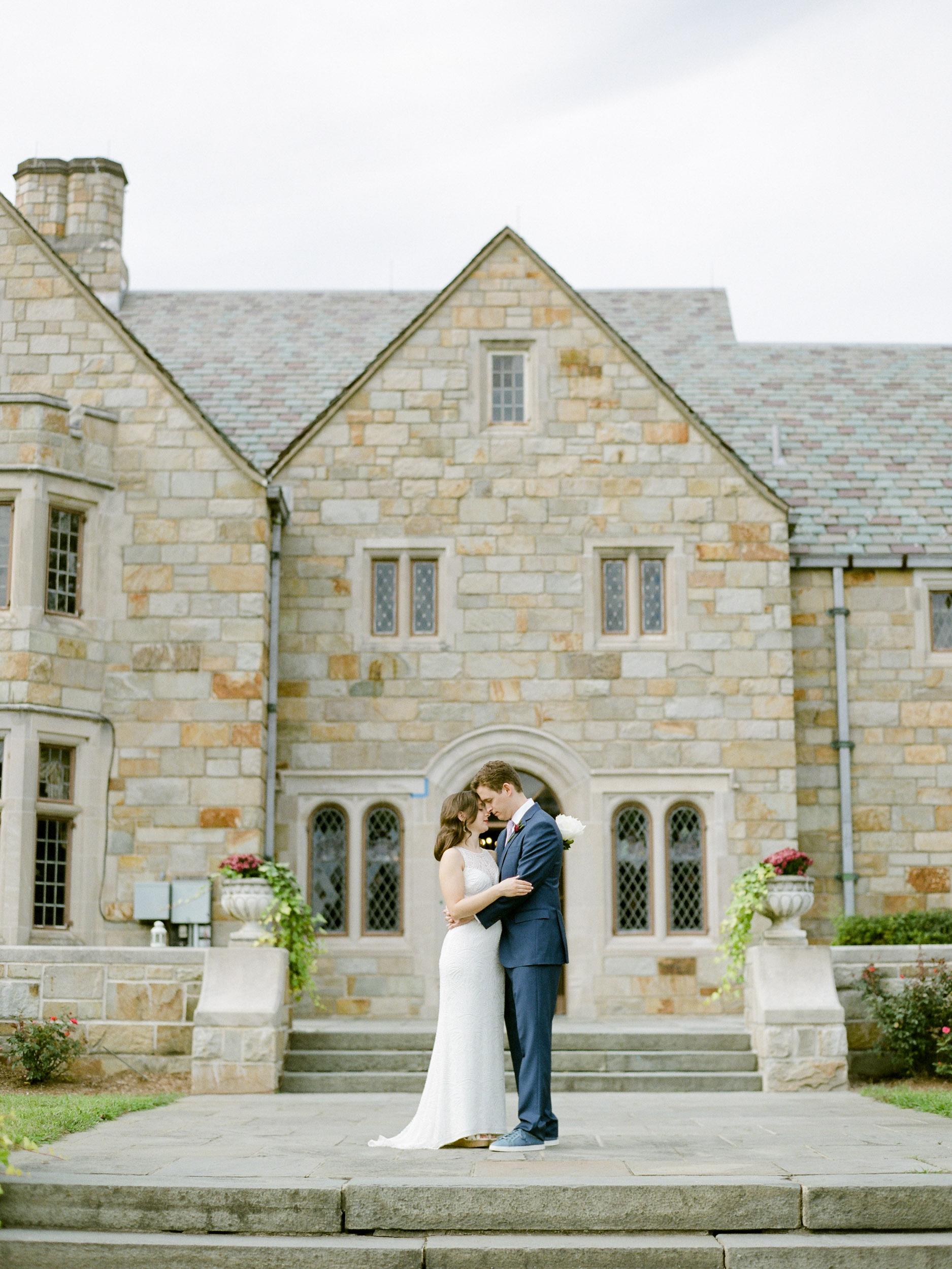 Gallaher Mansion Wedding