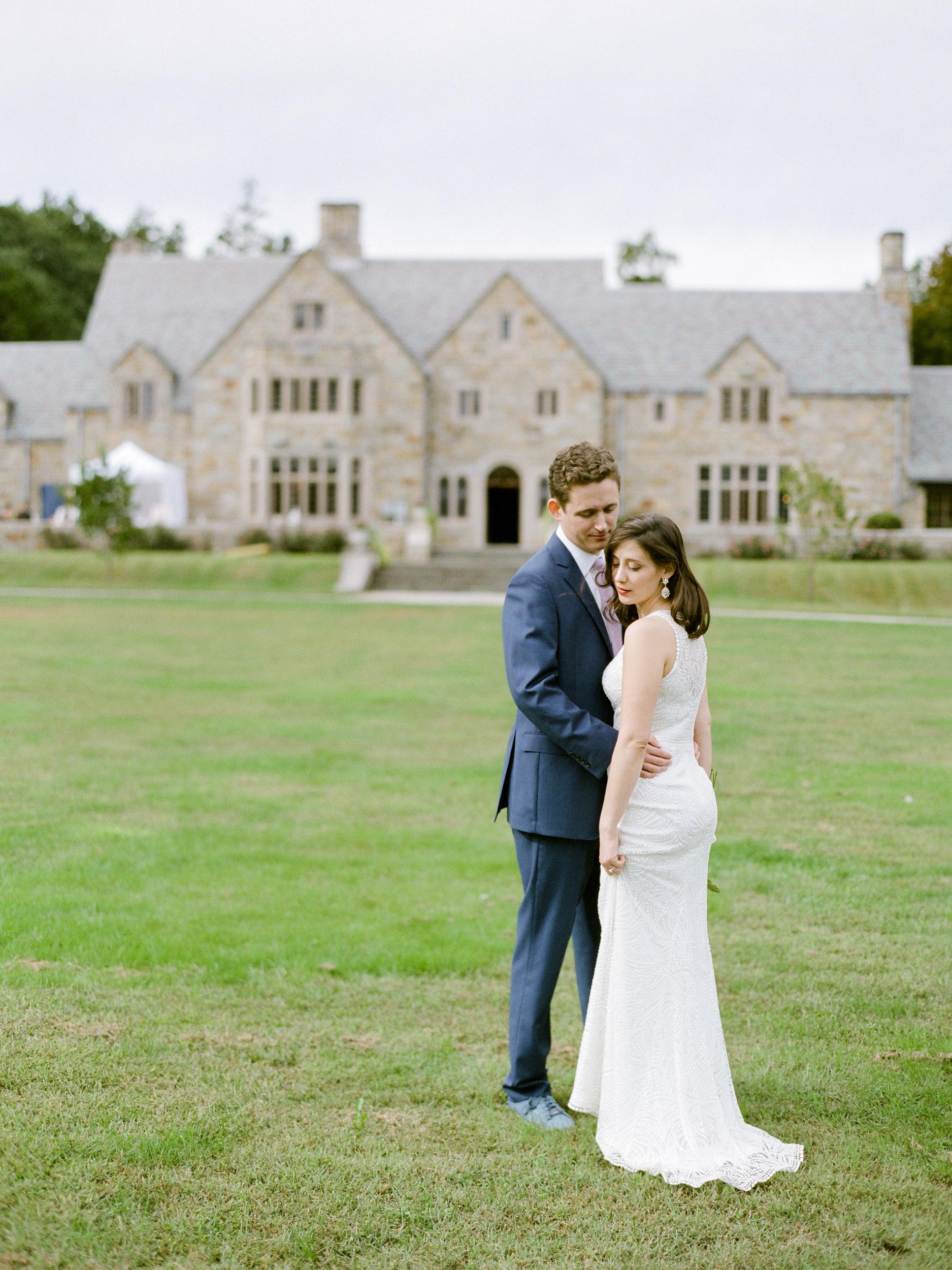 Estate Wedding Photographers in Massachusetts
