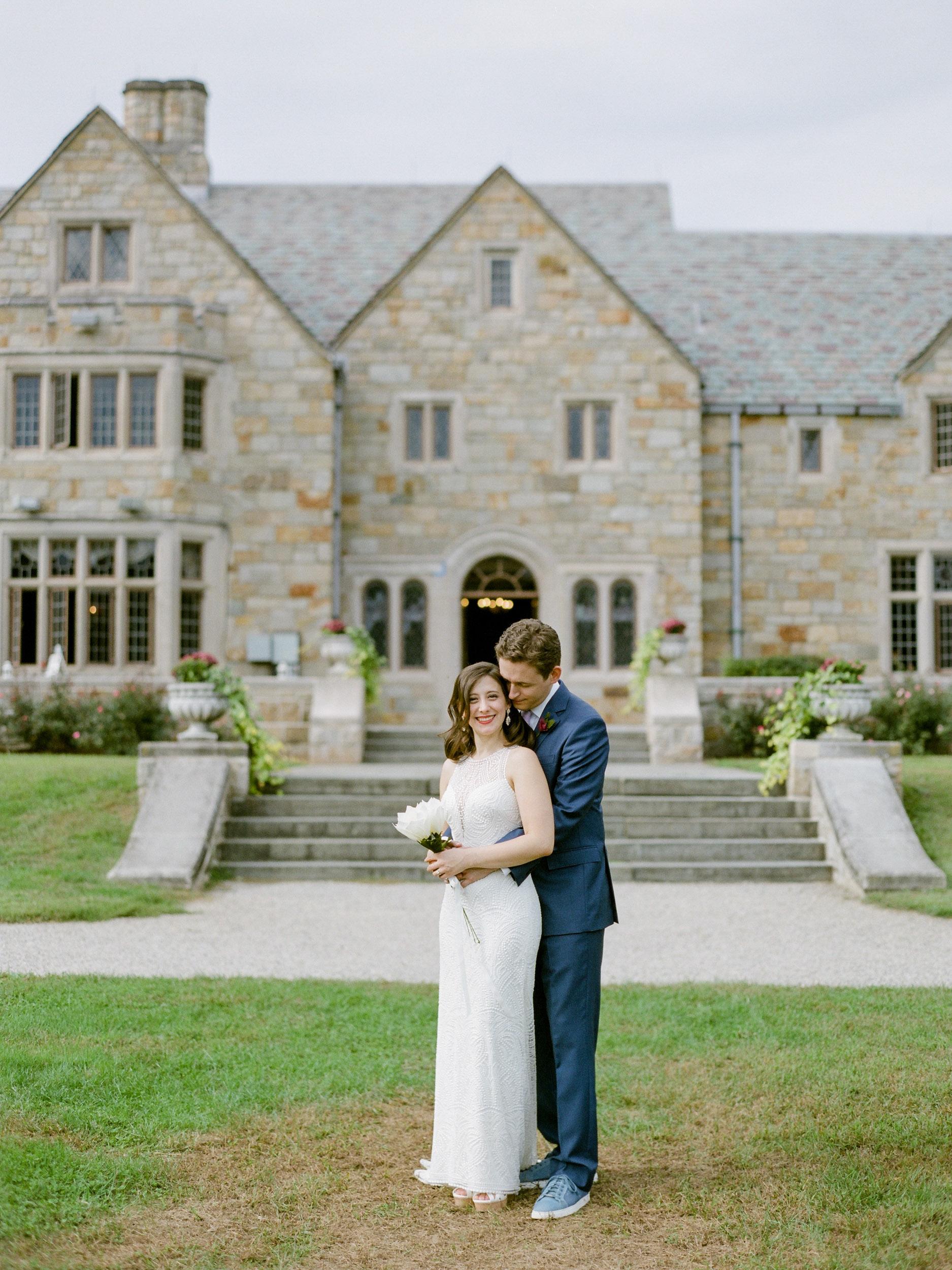 Historic Estate Weddings in MA