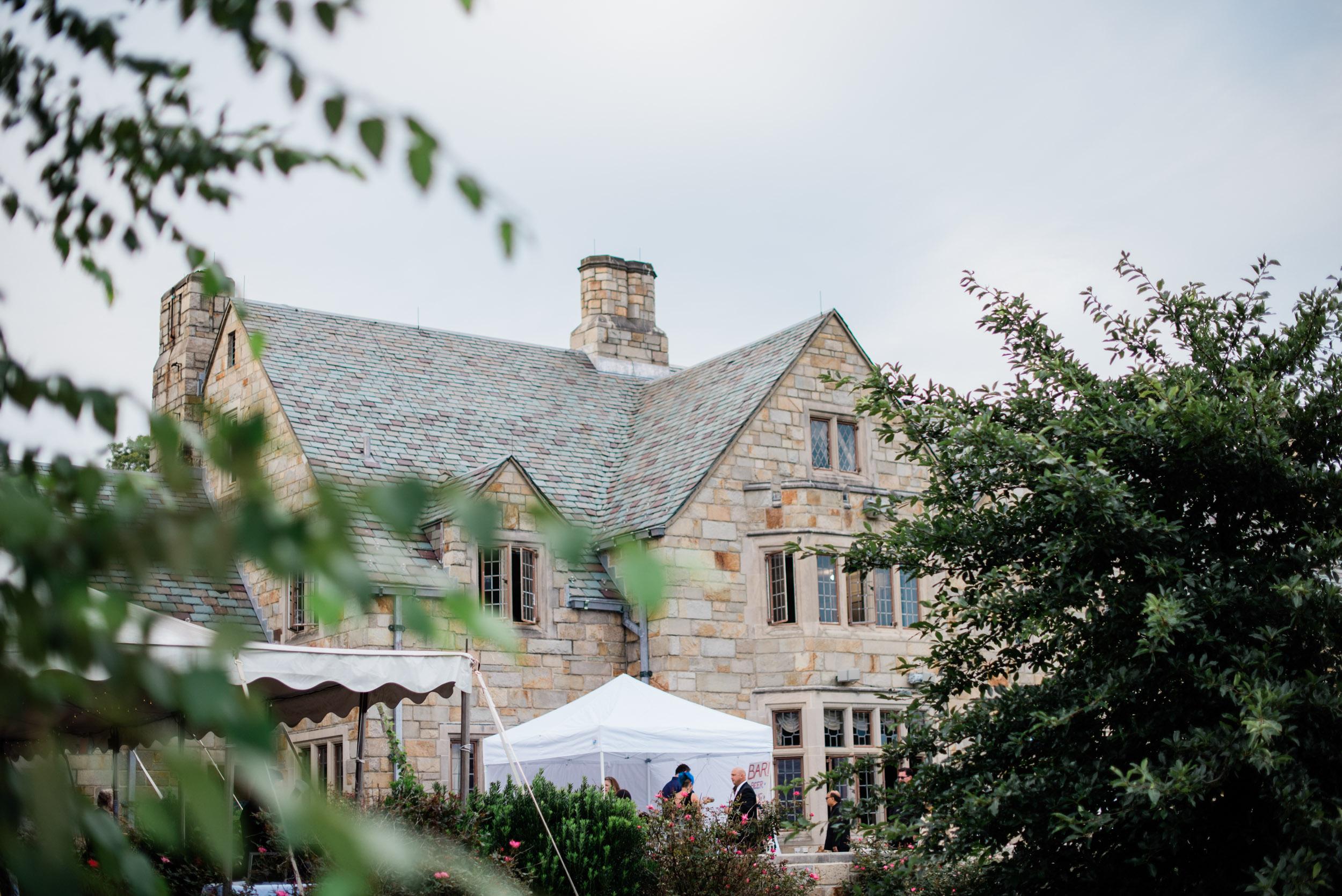 Estate Wedding in CT