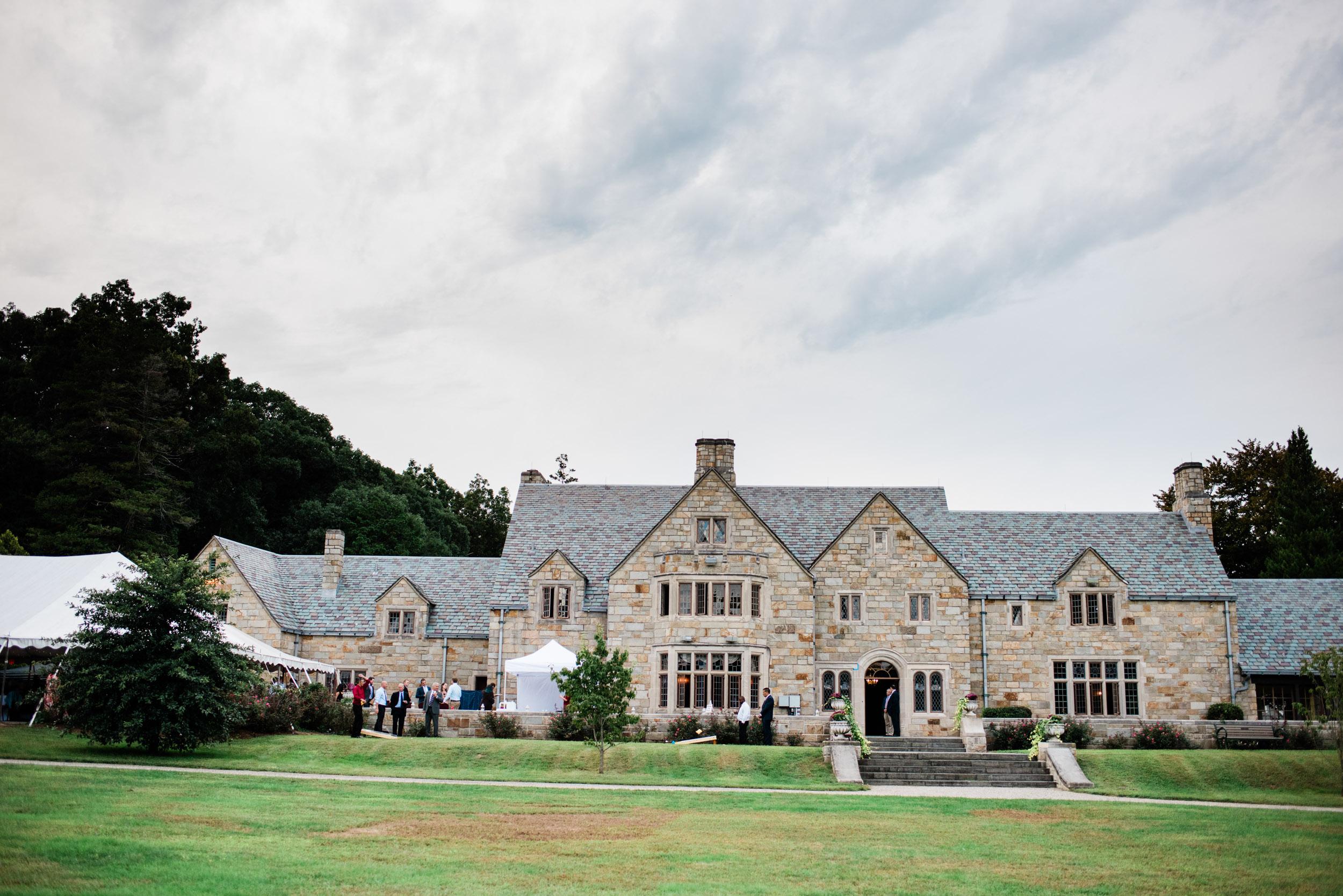 Gallaher Mansion
