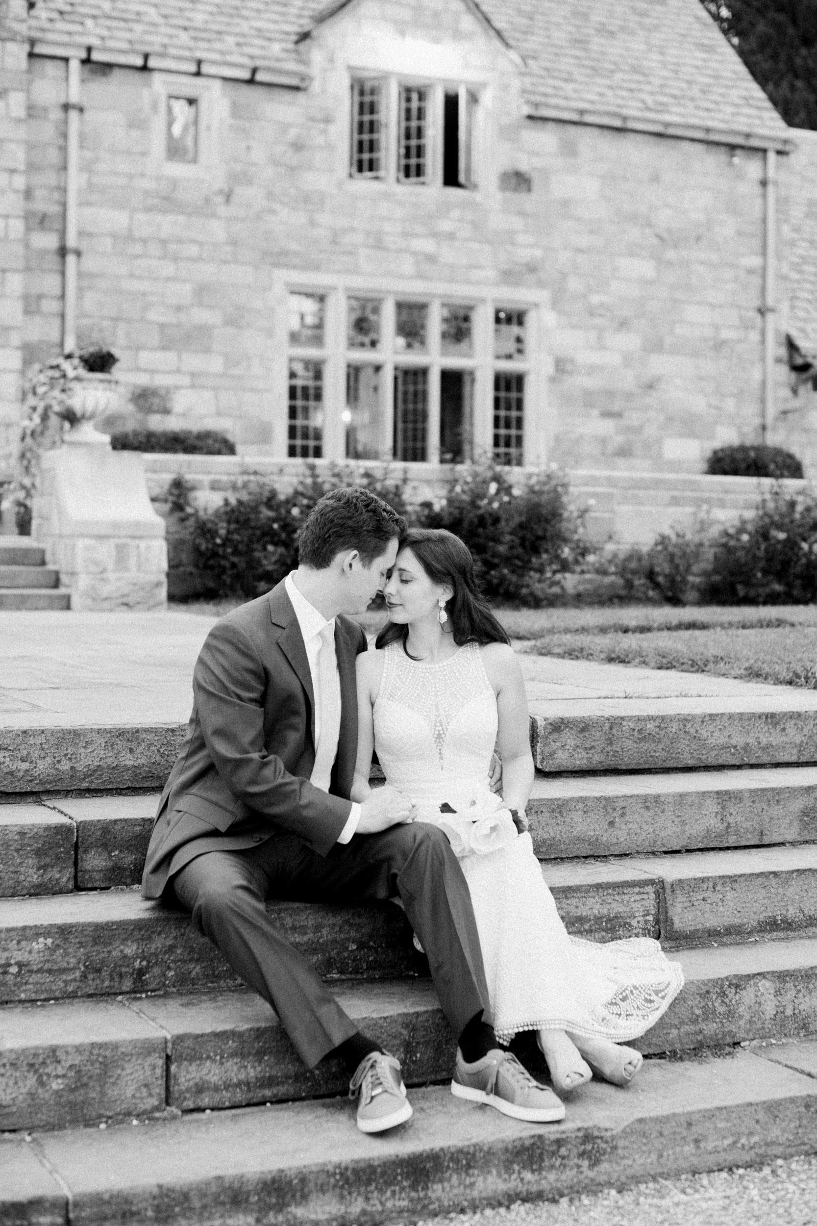 Estate Wedding in Massachusetts