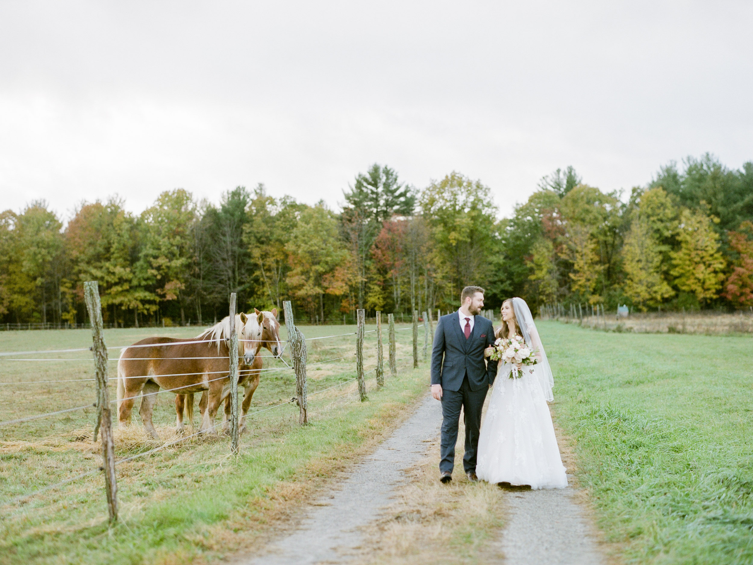 Elopement Photographers in Western MA