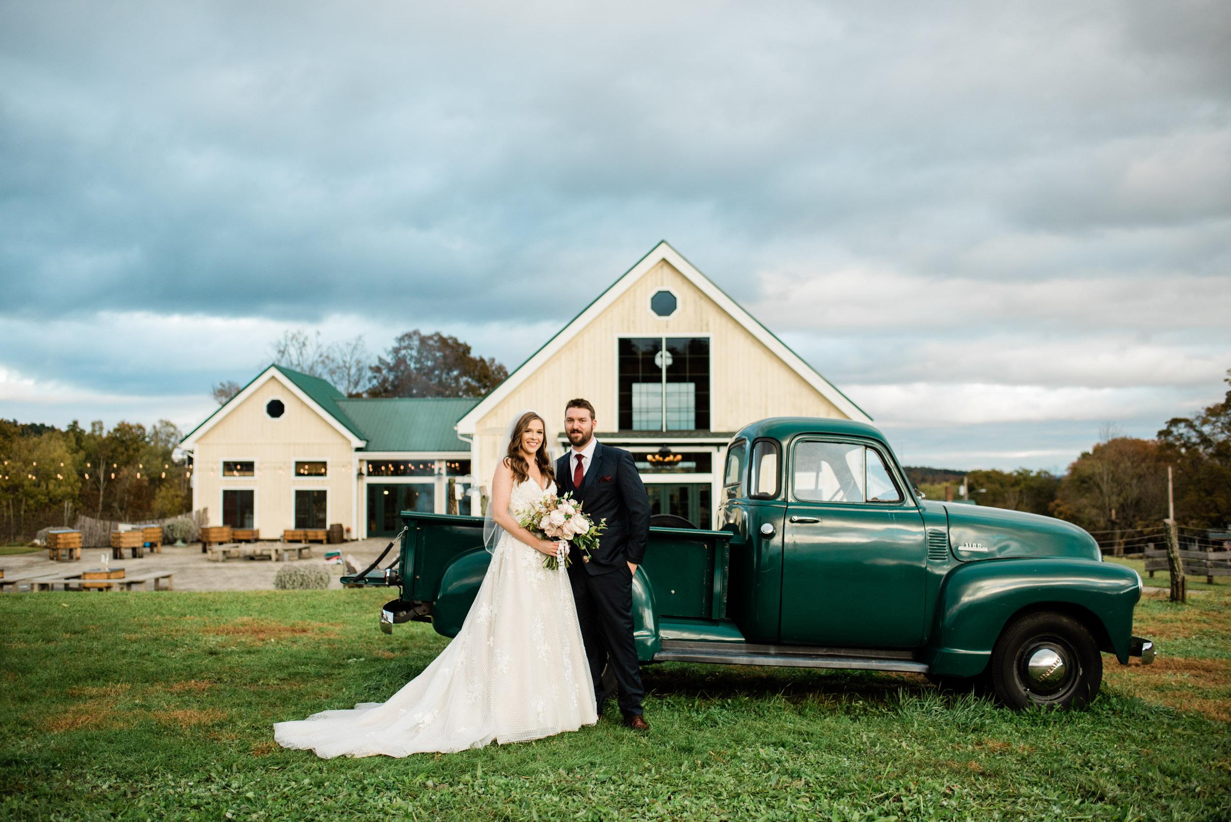 Valle View Wedding Day Haydenville
