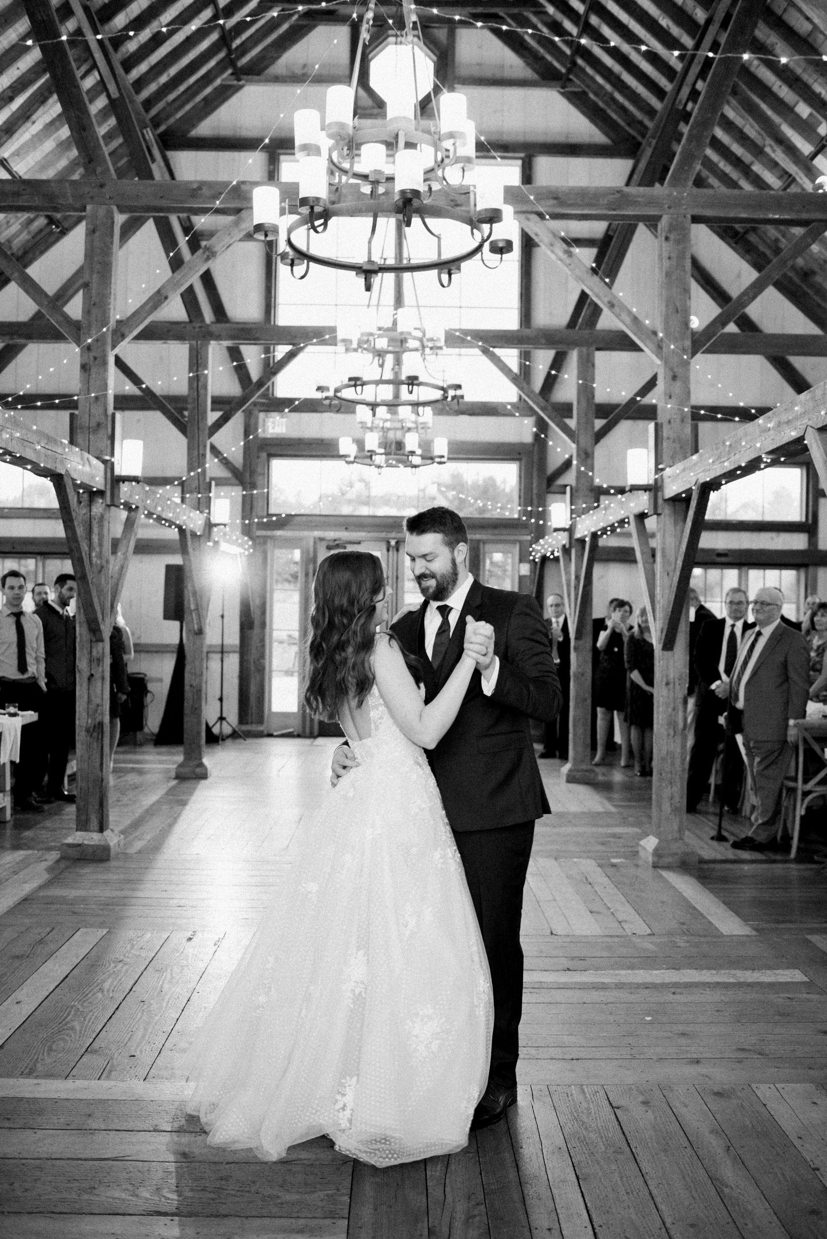 First Dance Wedding Reception Photography