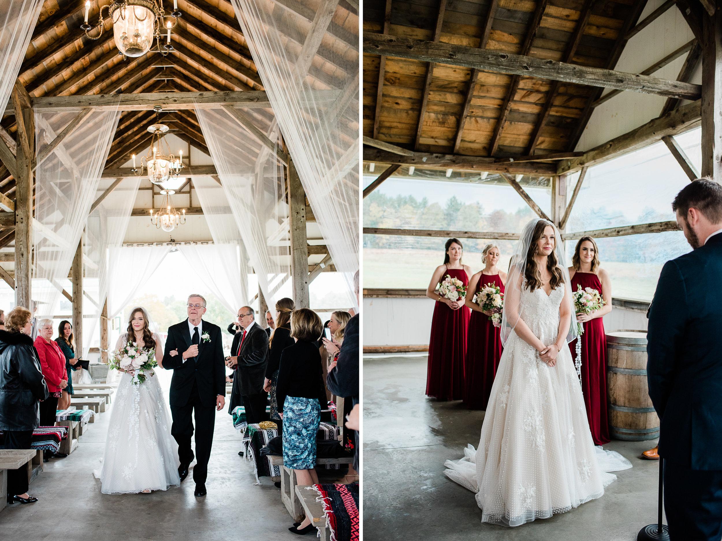 Wedding Photography in the Catskills