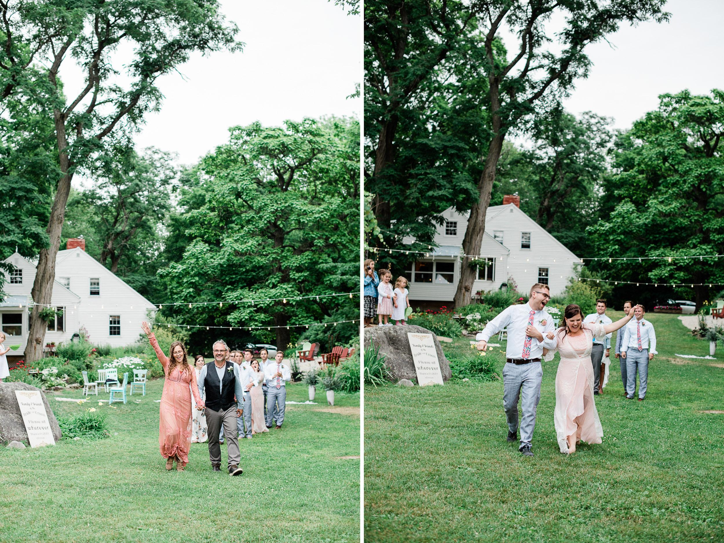 Wedding photographer in Great Barrington