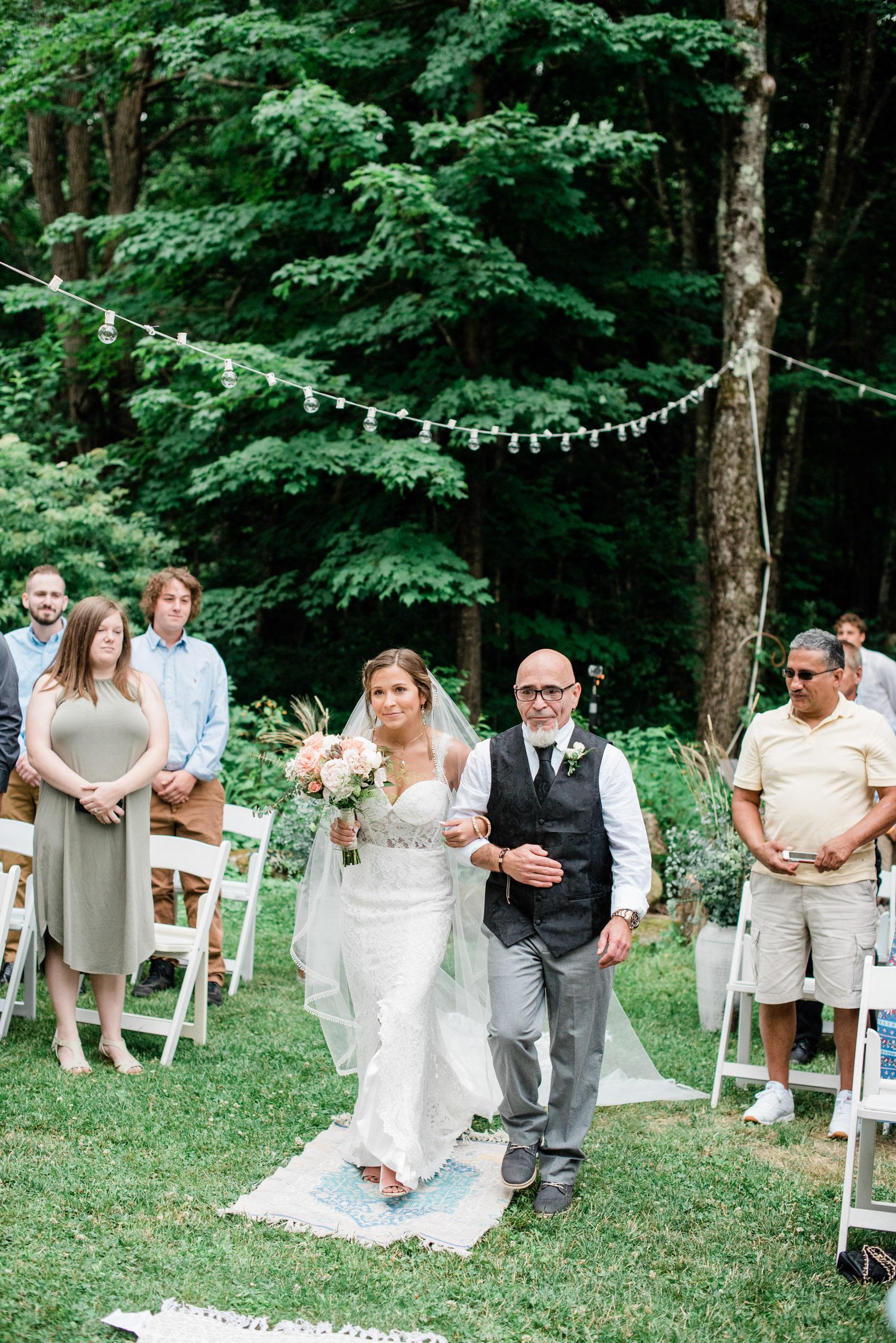 Lenox Massachusetts Wedding Photographer