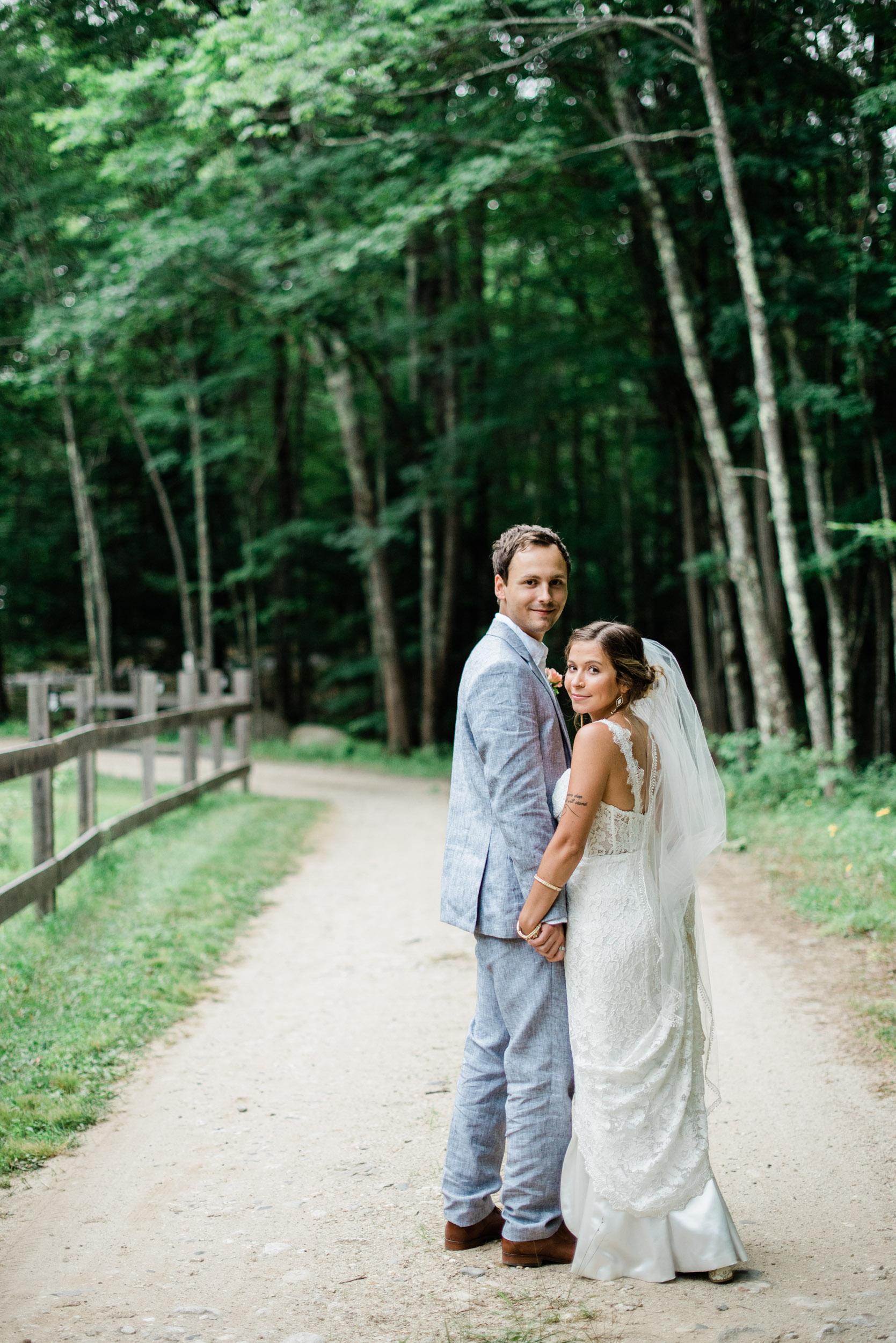 Rustic Massachusetts Wedding