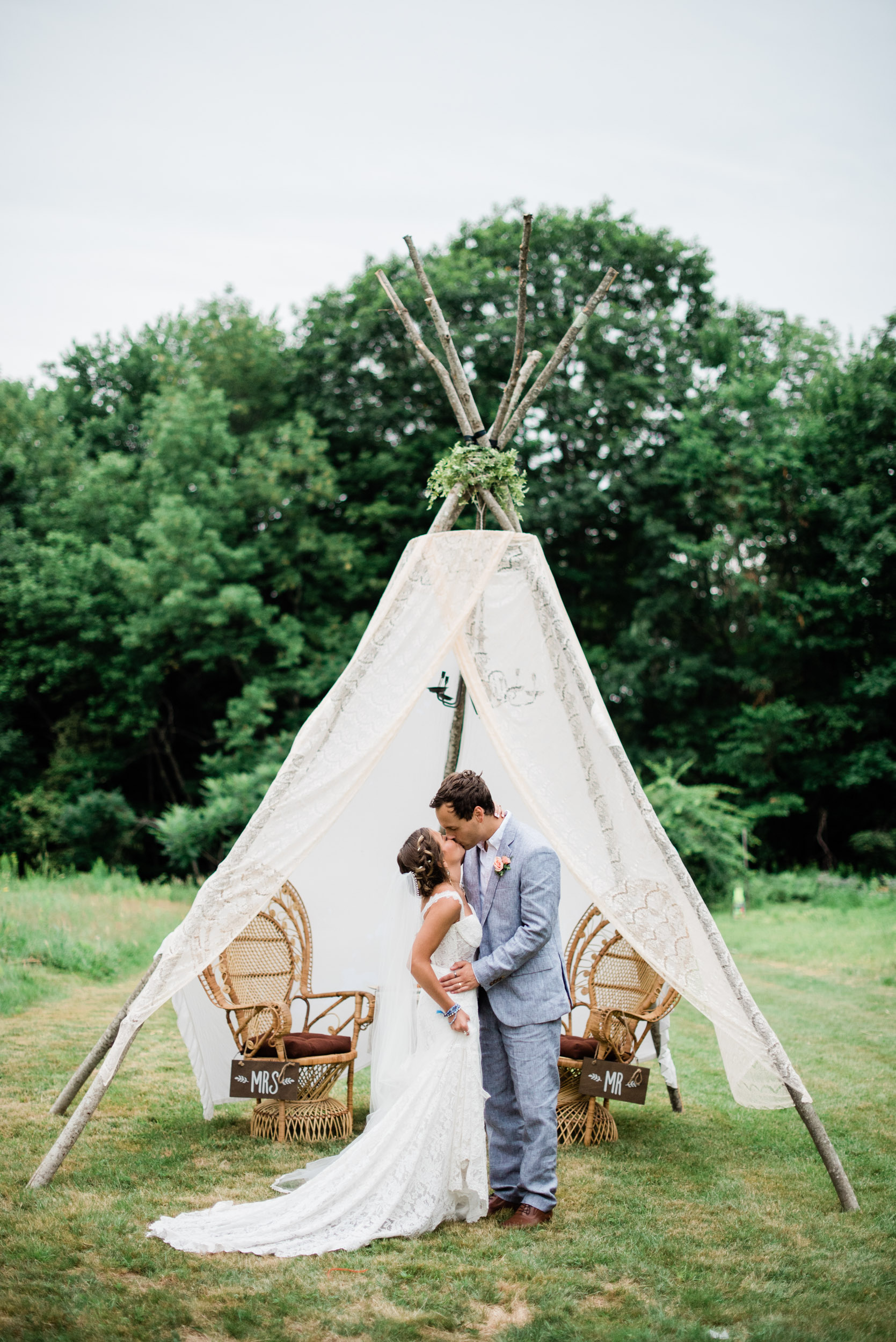 Wedding photography in Deerfield MA