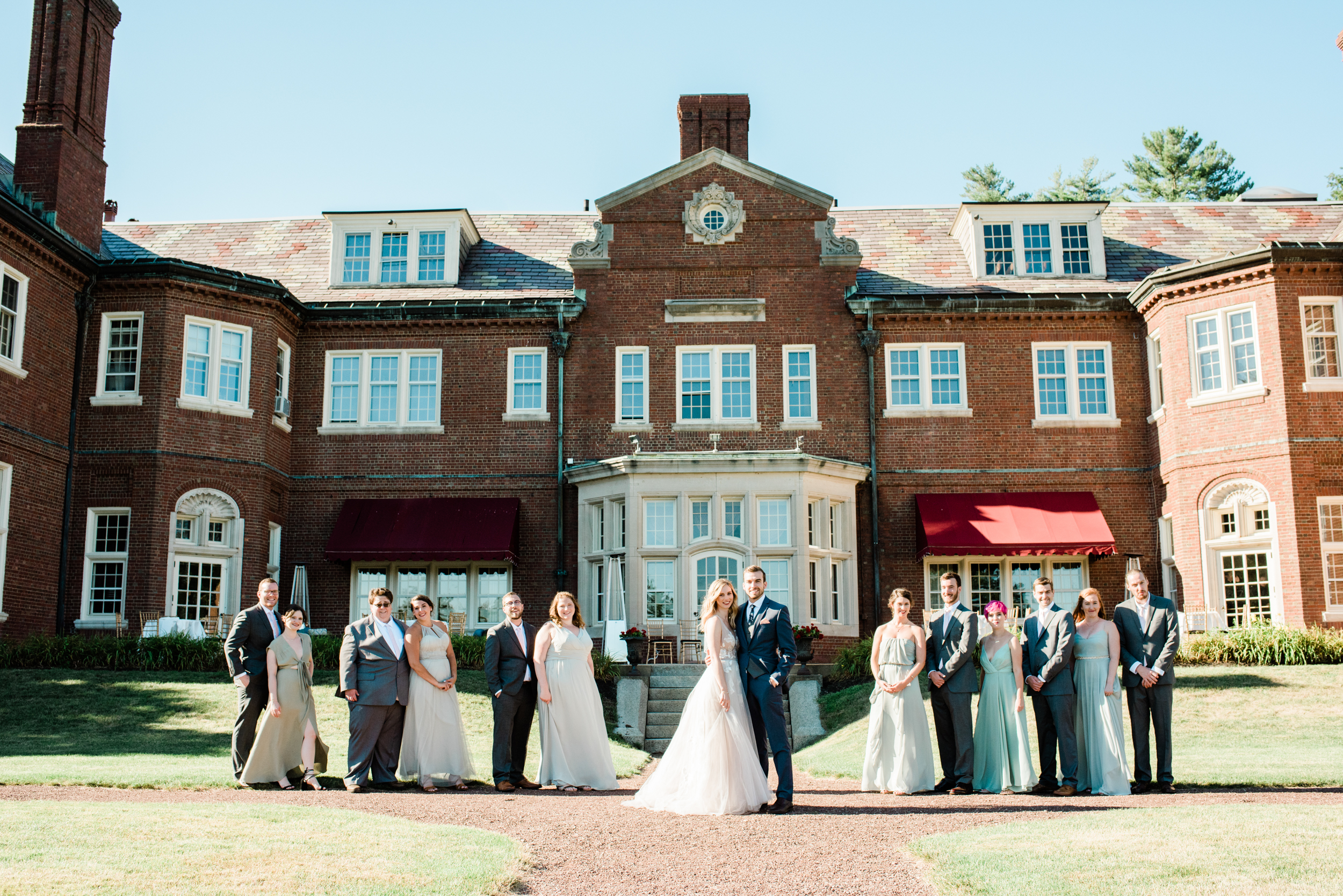 The Mansion on Turner Hill Wedding