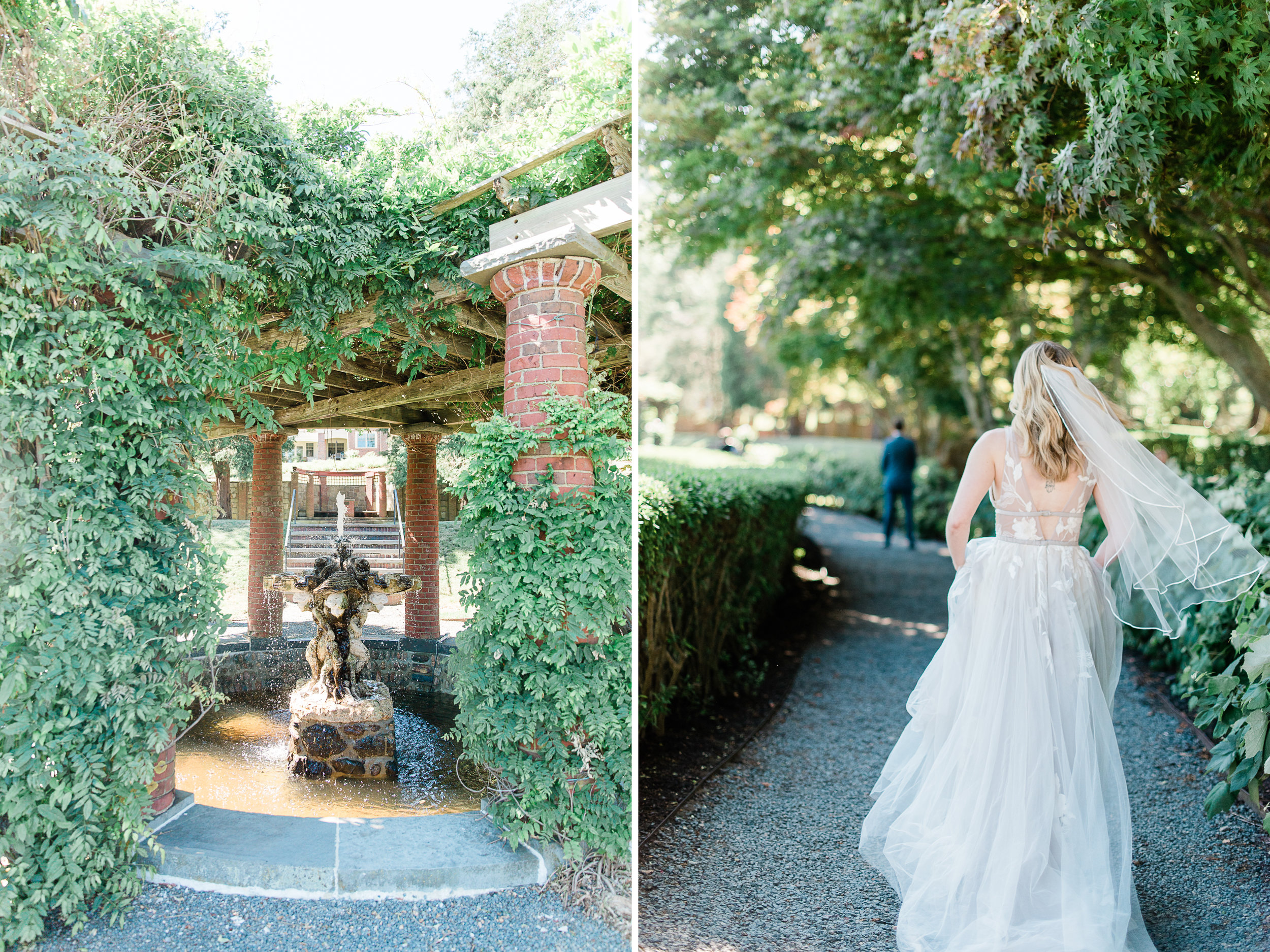 Wedding at the mansion on turner hill