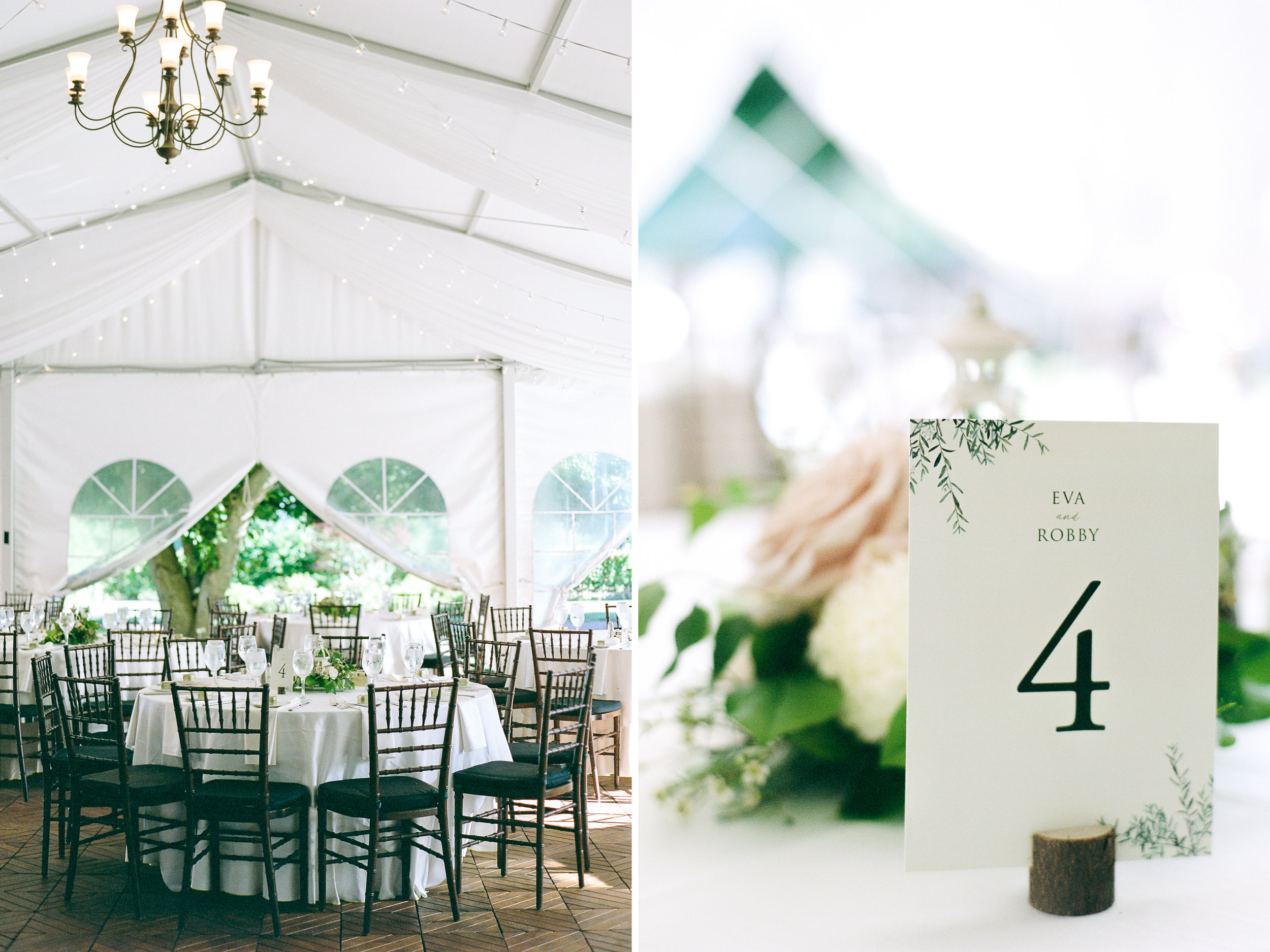 Tented Estate Wedding in the Berkshires MA