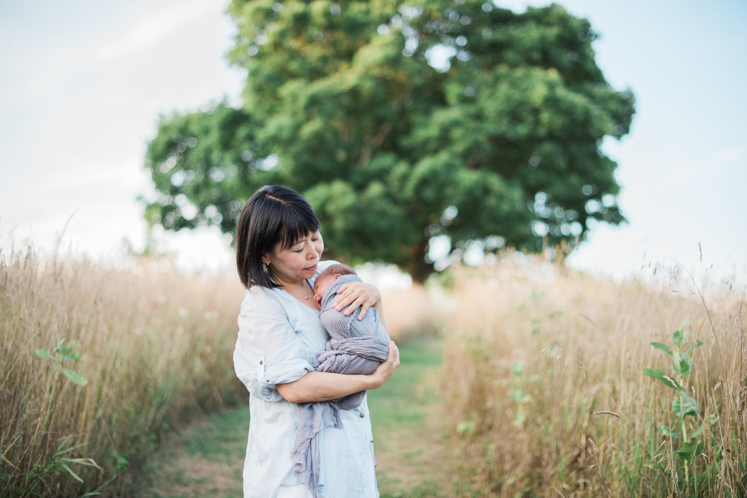 Newborn Photographer - Amherst MA