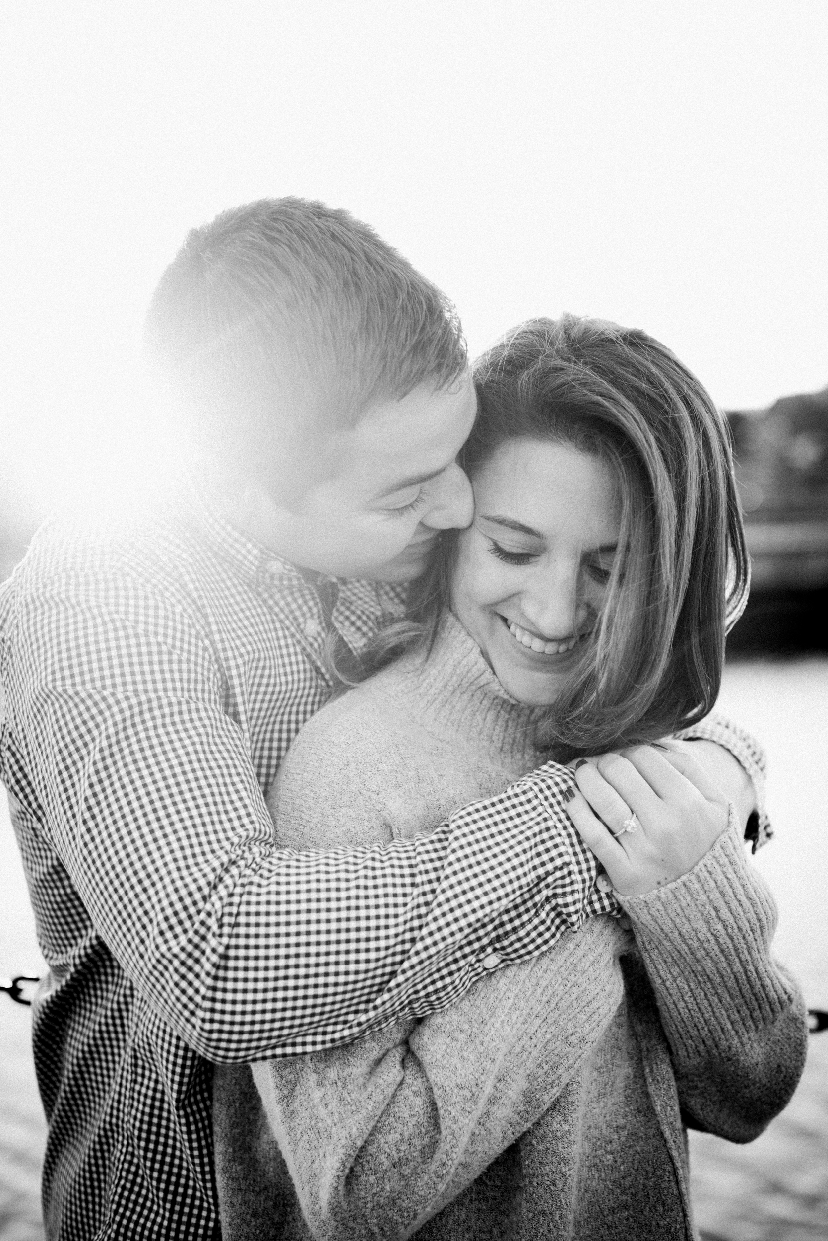 couples Portraits in Charlestown Boston