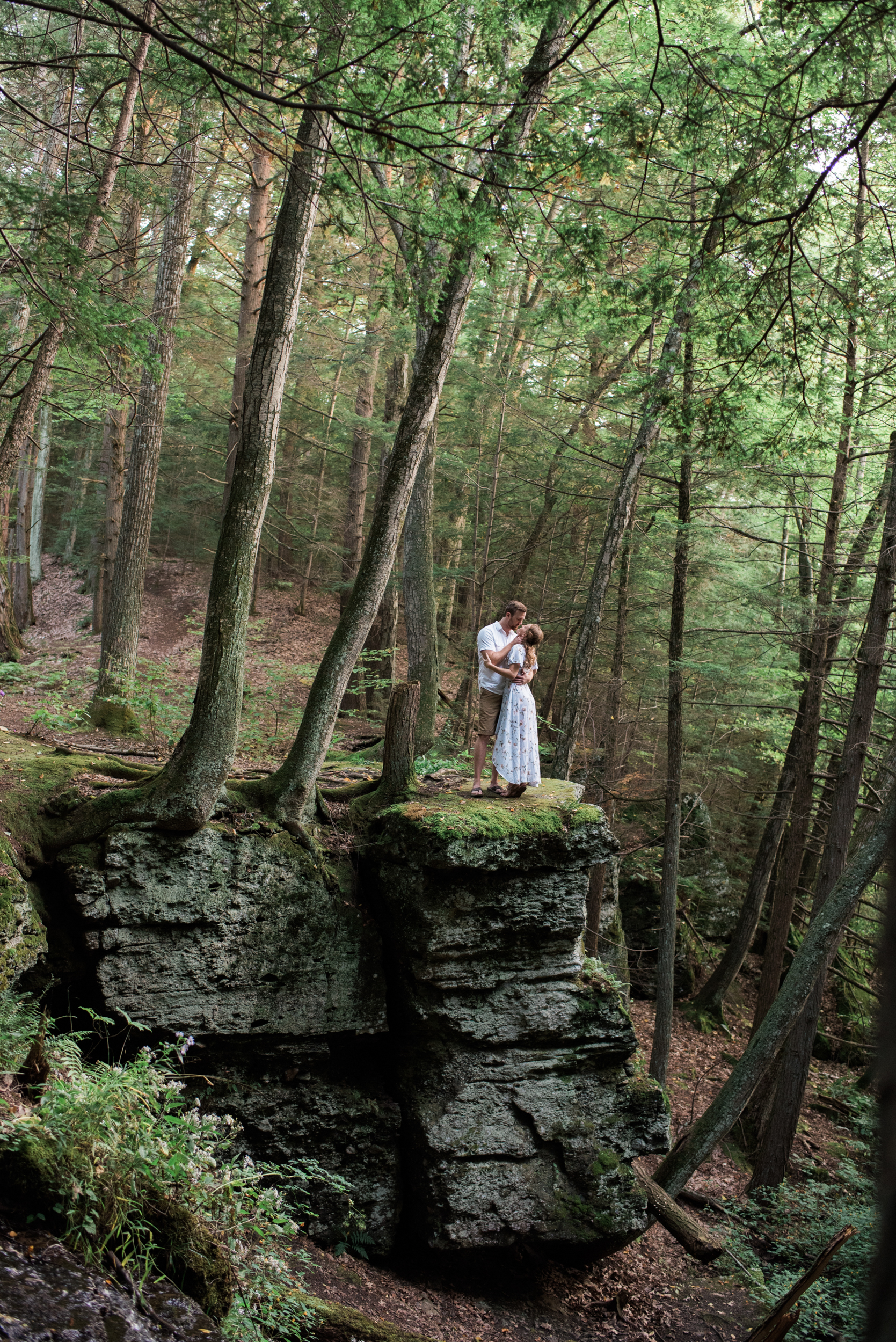 Epic Forest Engagement Session