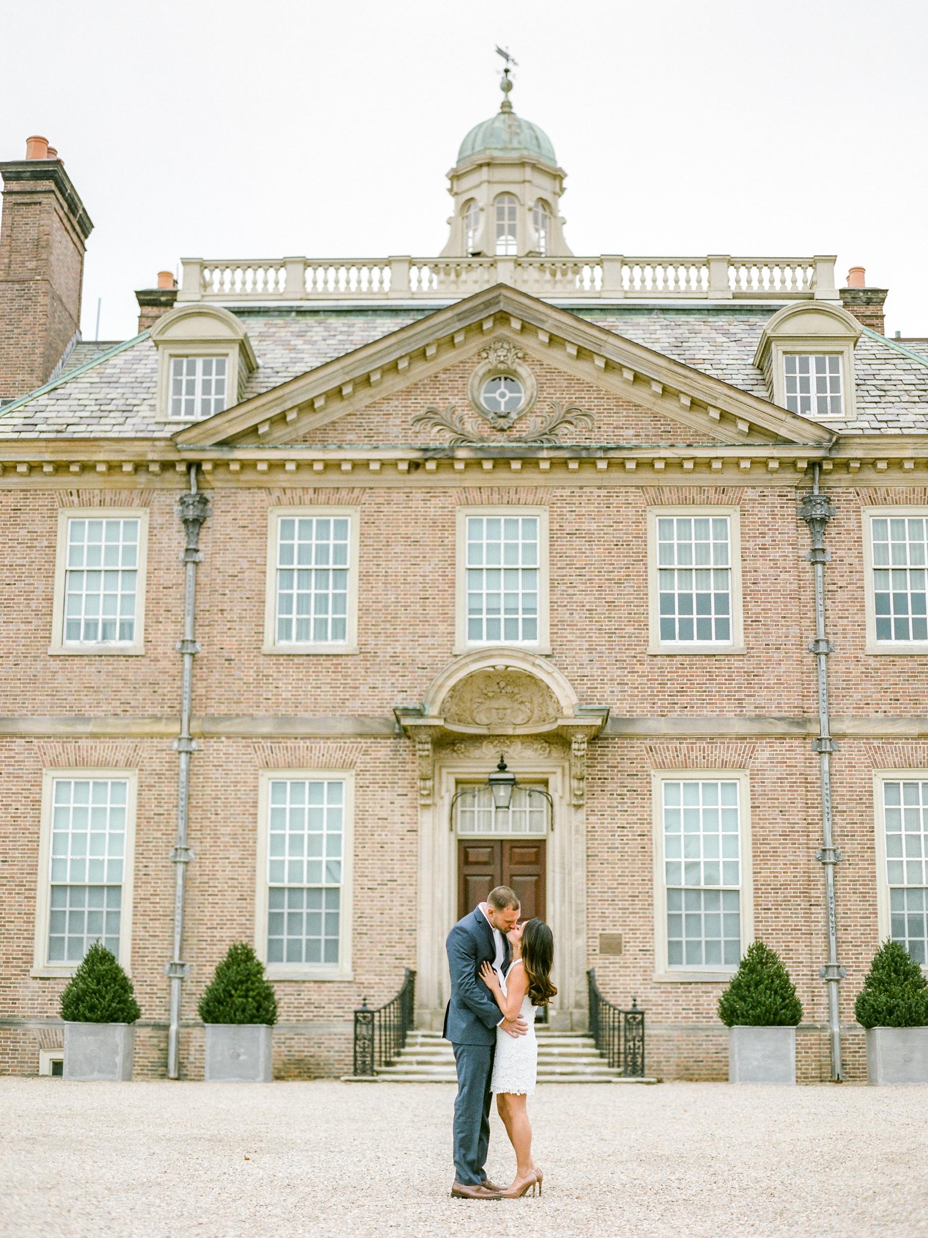 Crane Estate Wedding, Ipswich MA