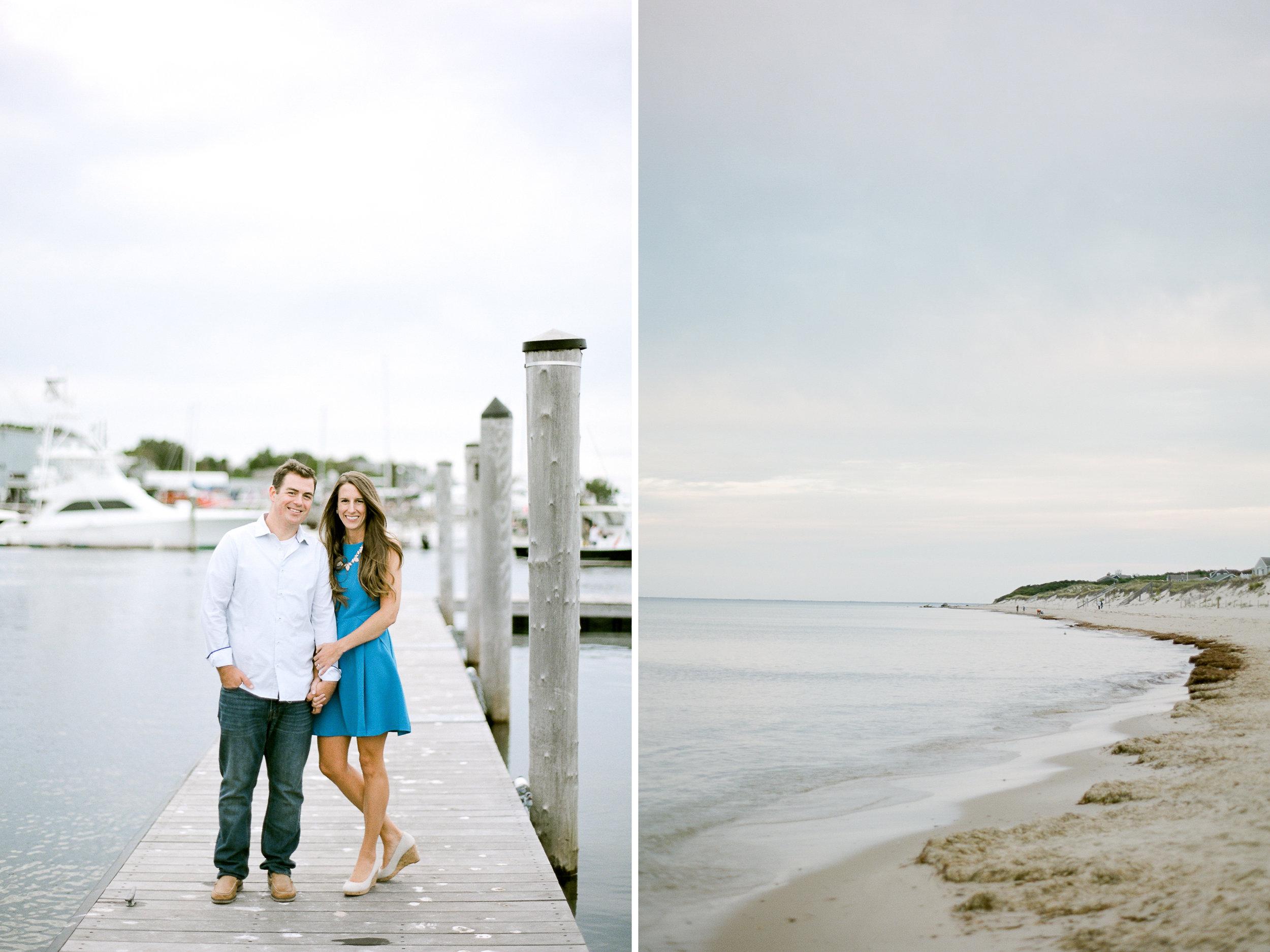 Cape cod Engagement Portraits