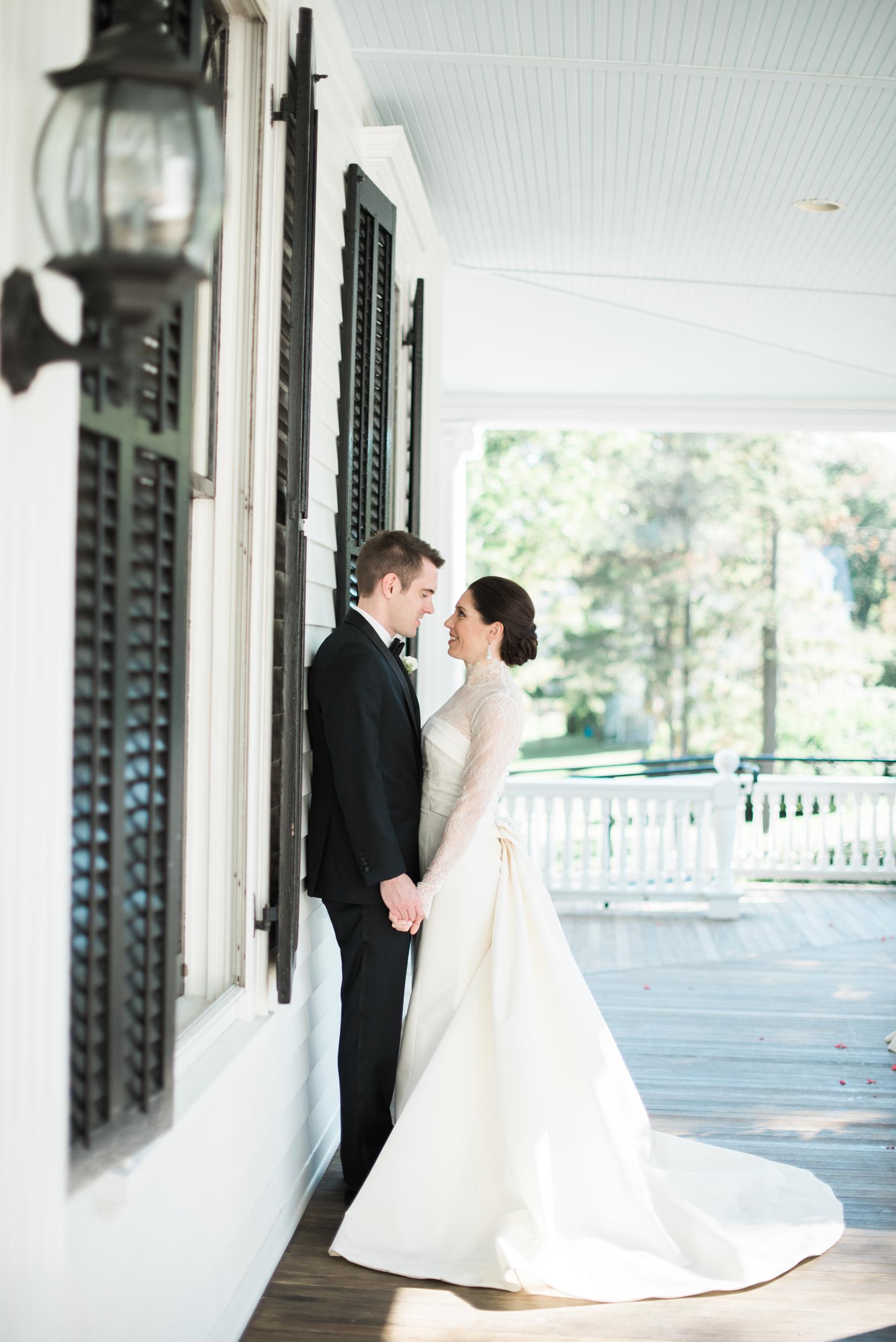 Elegant Lounsbury House Wedding