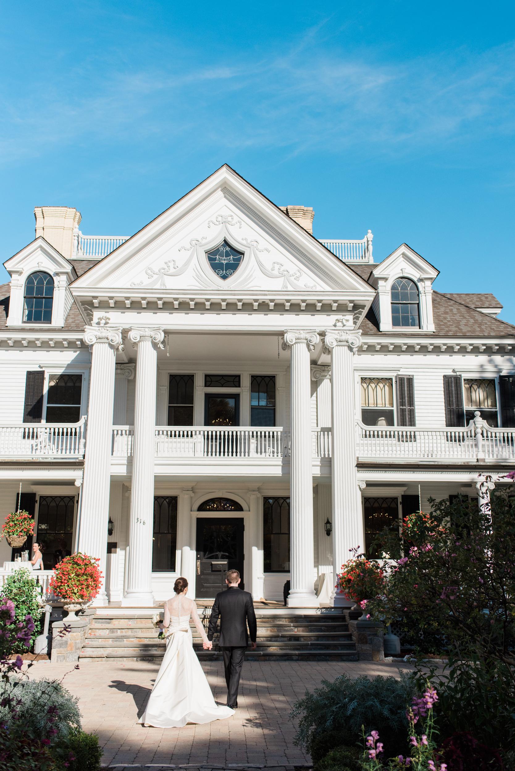 The Lounsbury House Ridgefield CT