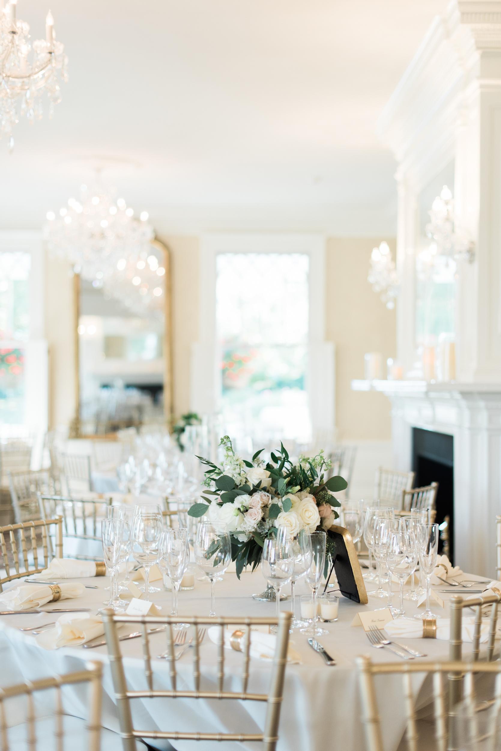 Elegant Estate Wedding In Connecticut