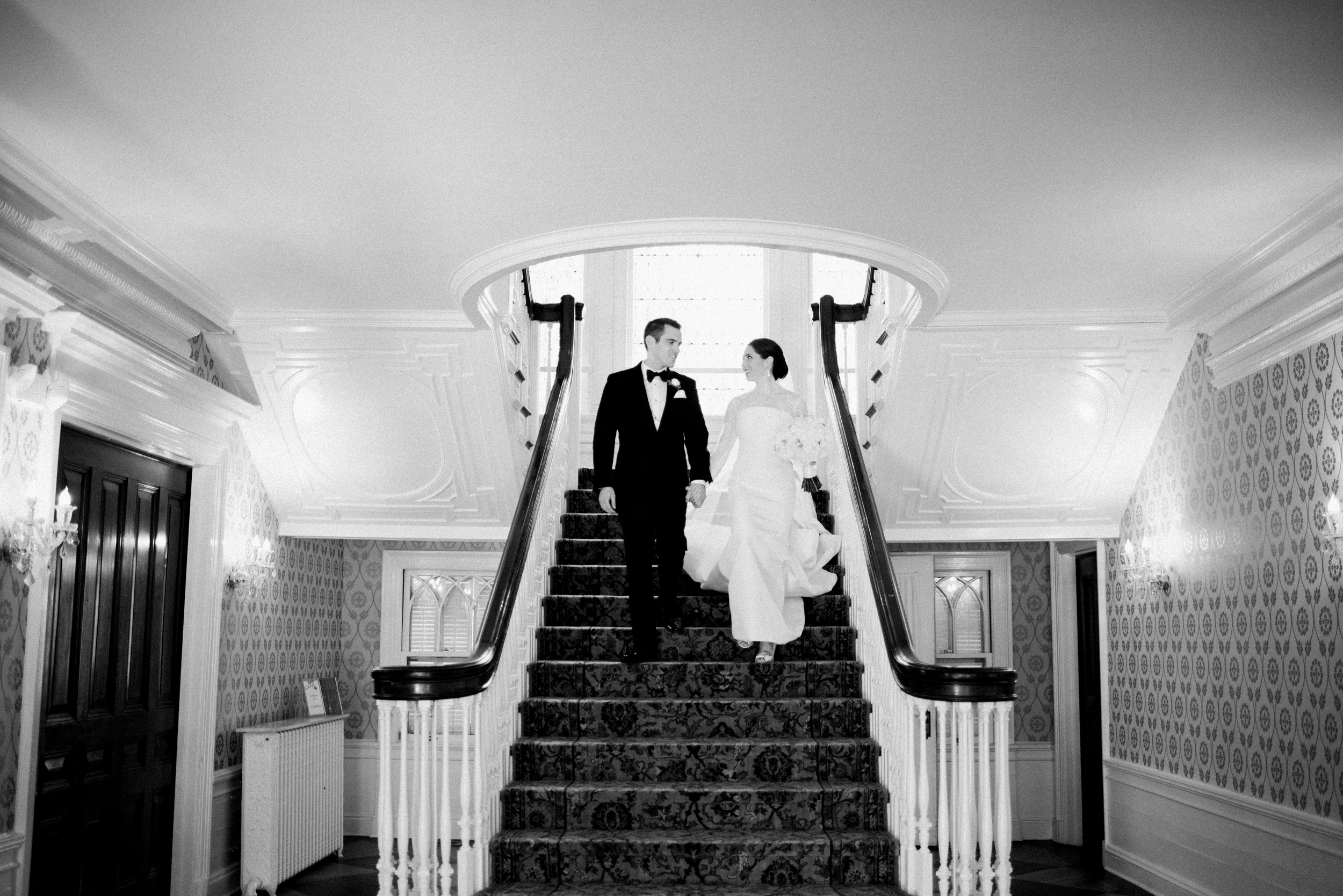 Classic Wedding Photography in MA