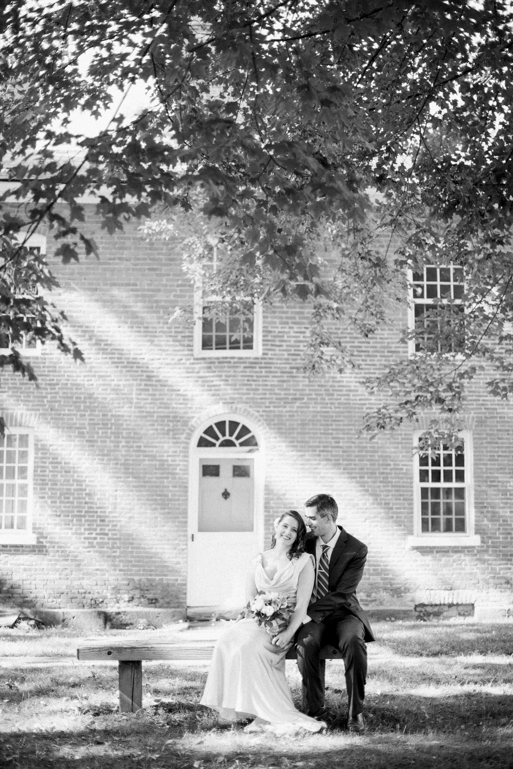 Deerfield Inn Wedding Photography