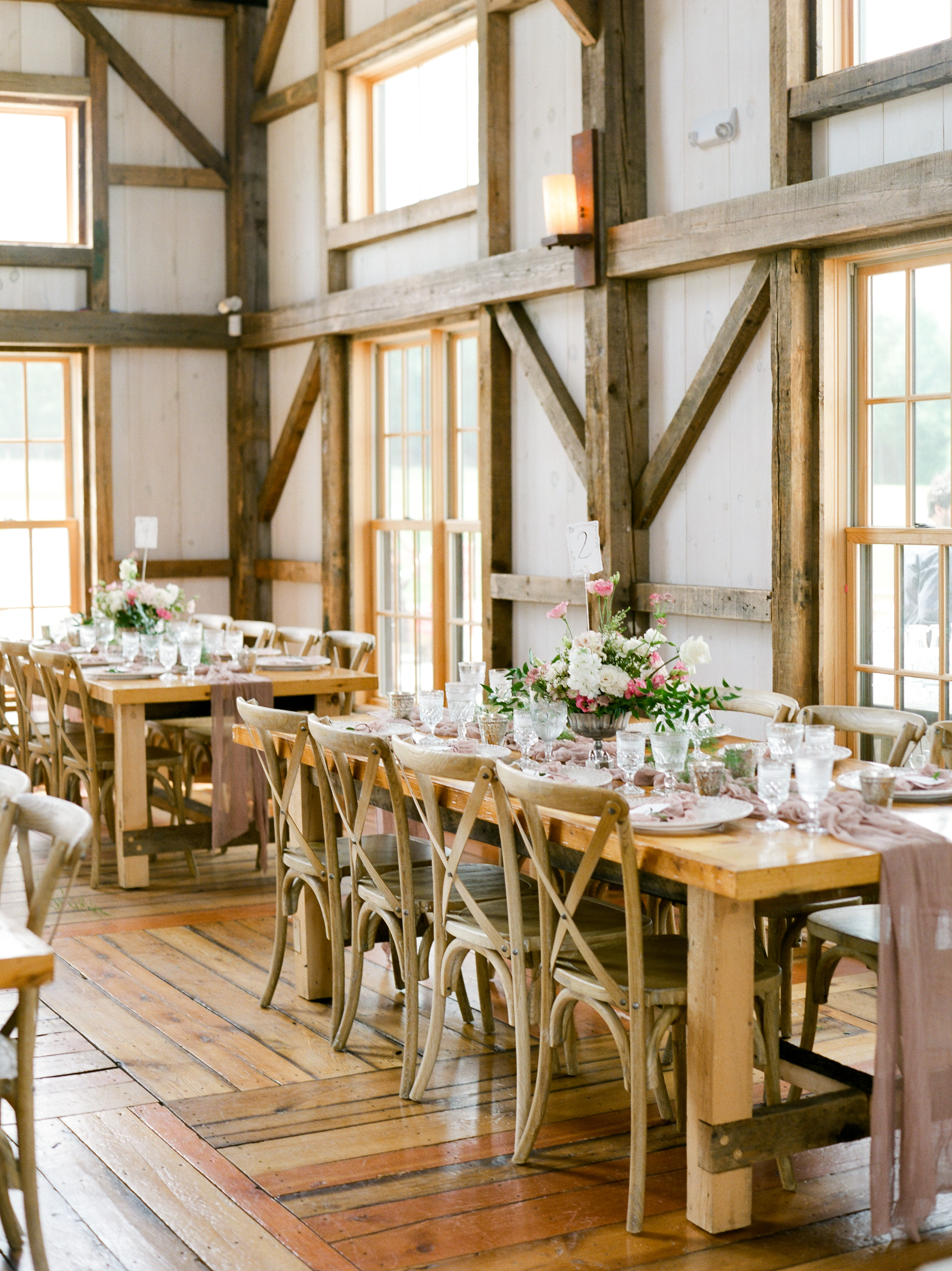 Elegant Barn Wedding in Northampton MA