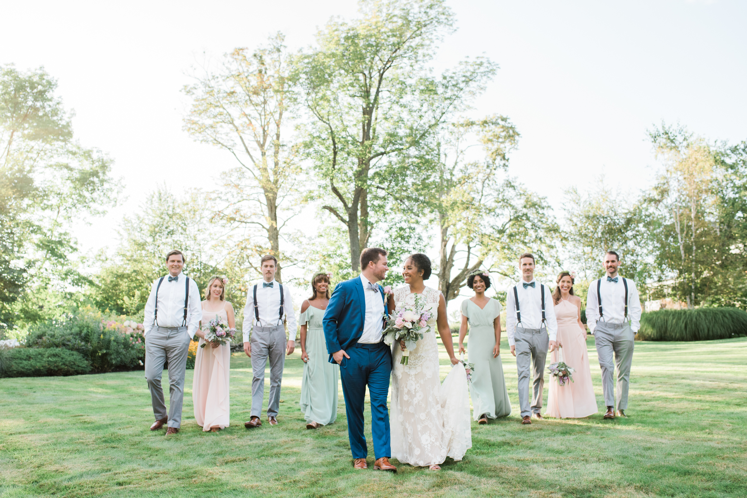 Wedding Photographers near Lenox MA