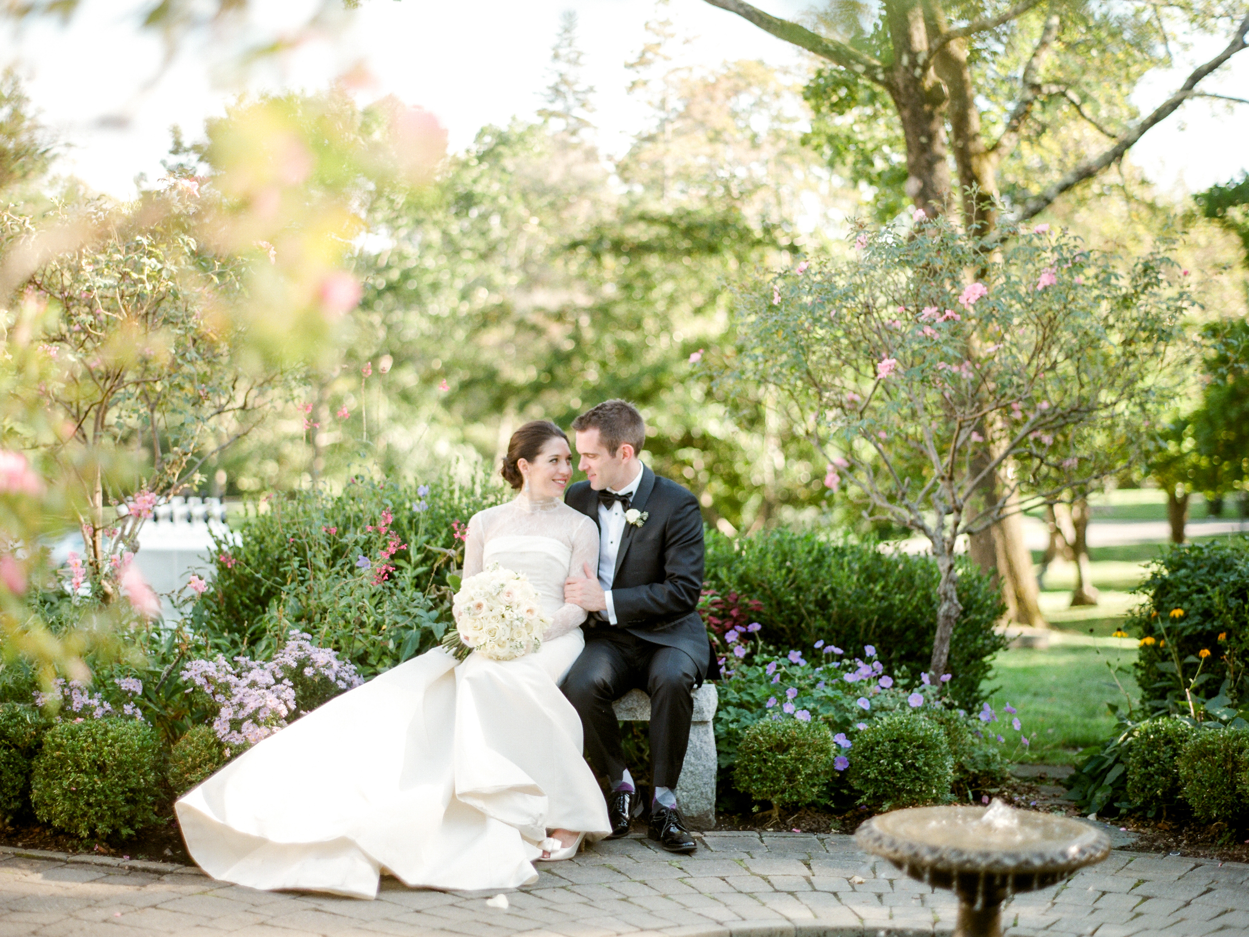 The Lounsbury House Wedding