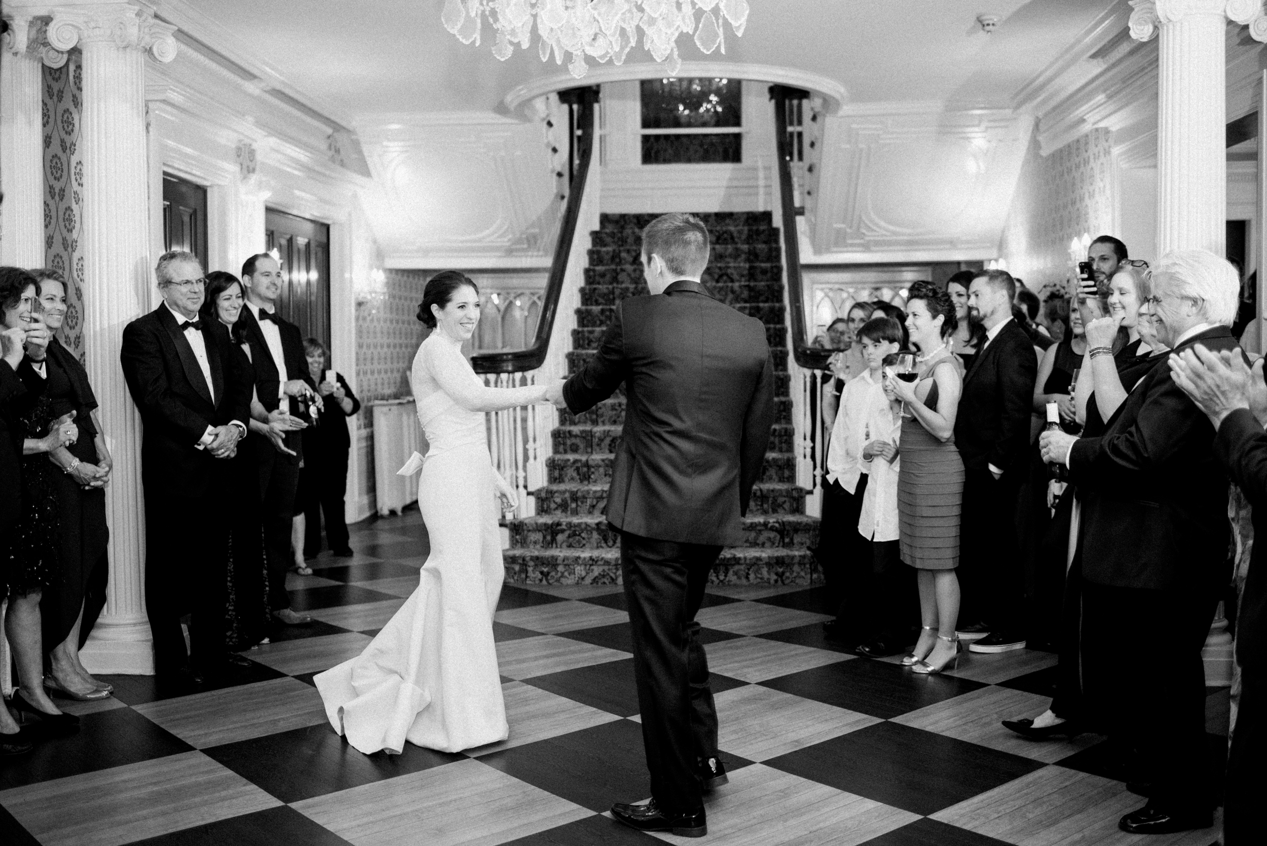 Boston MA Wedding Receptions