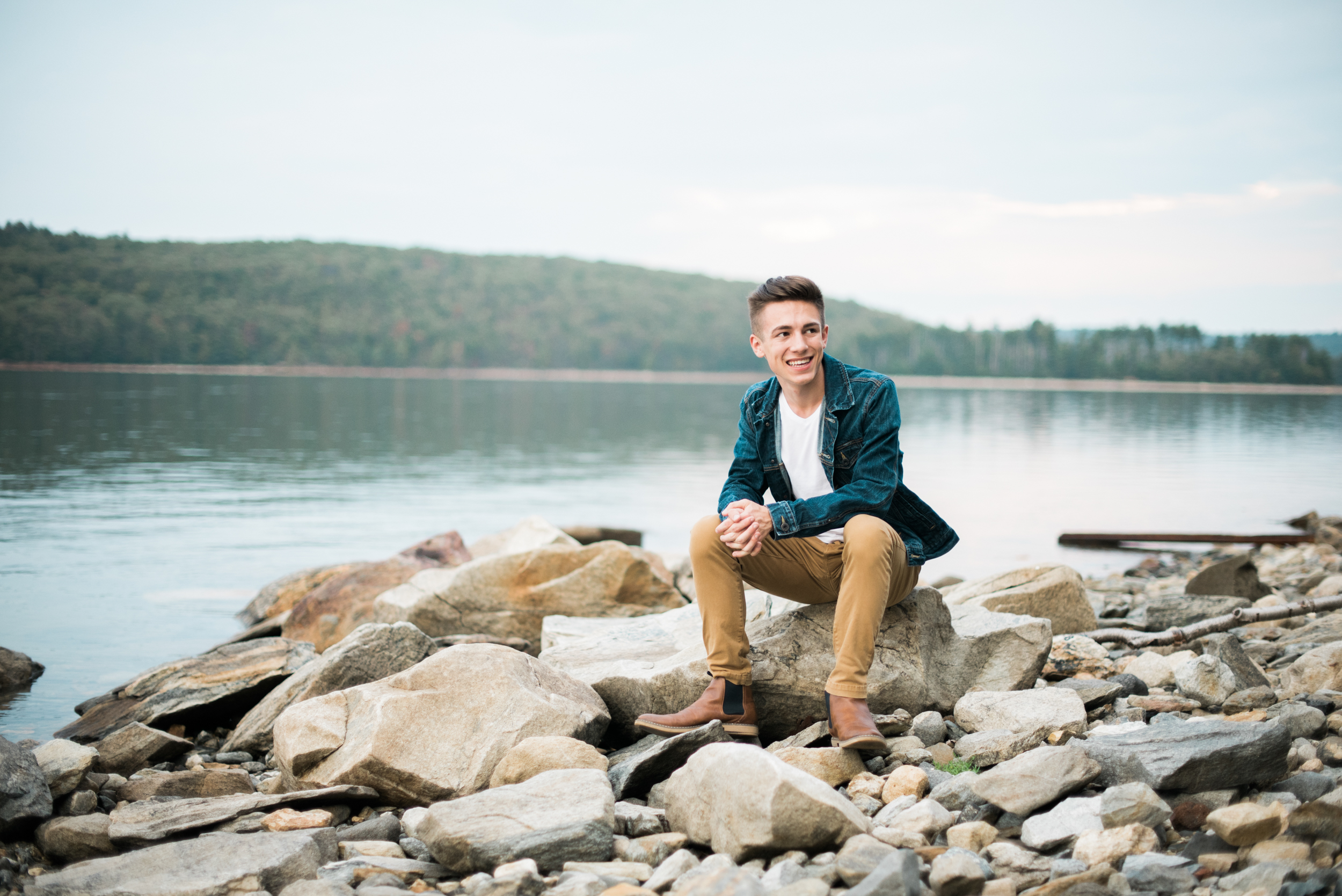 Senior Portrait Photographer Belchertown MA
