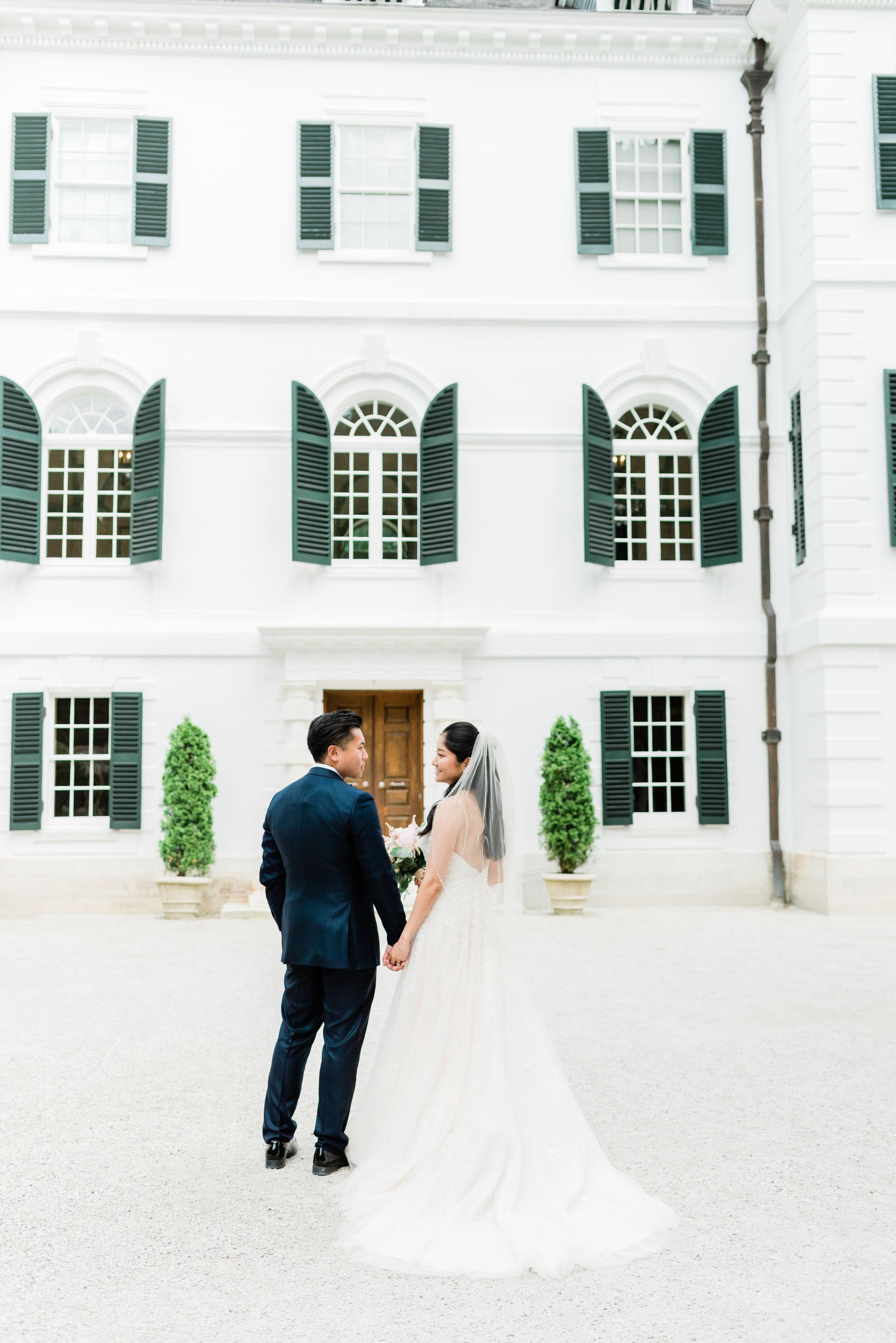 Berkshire's MA Wedding Day