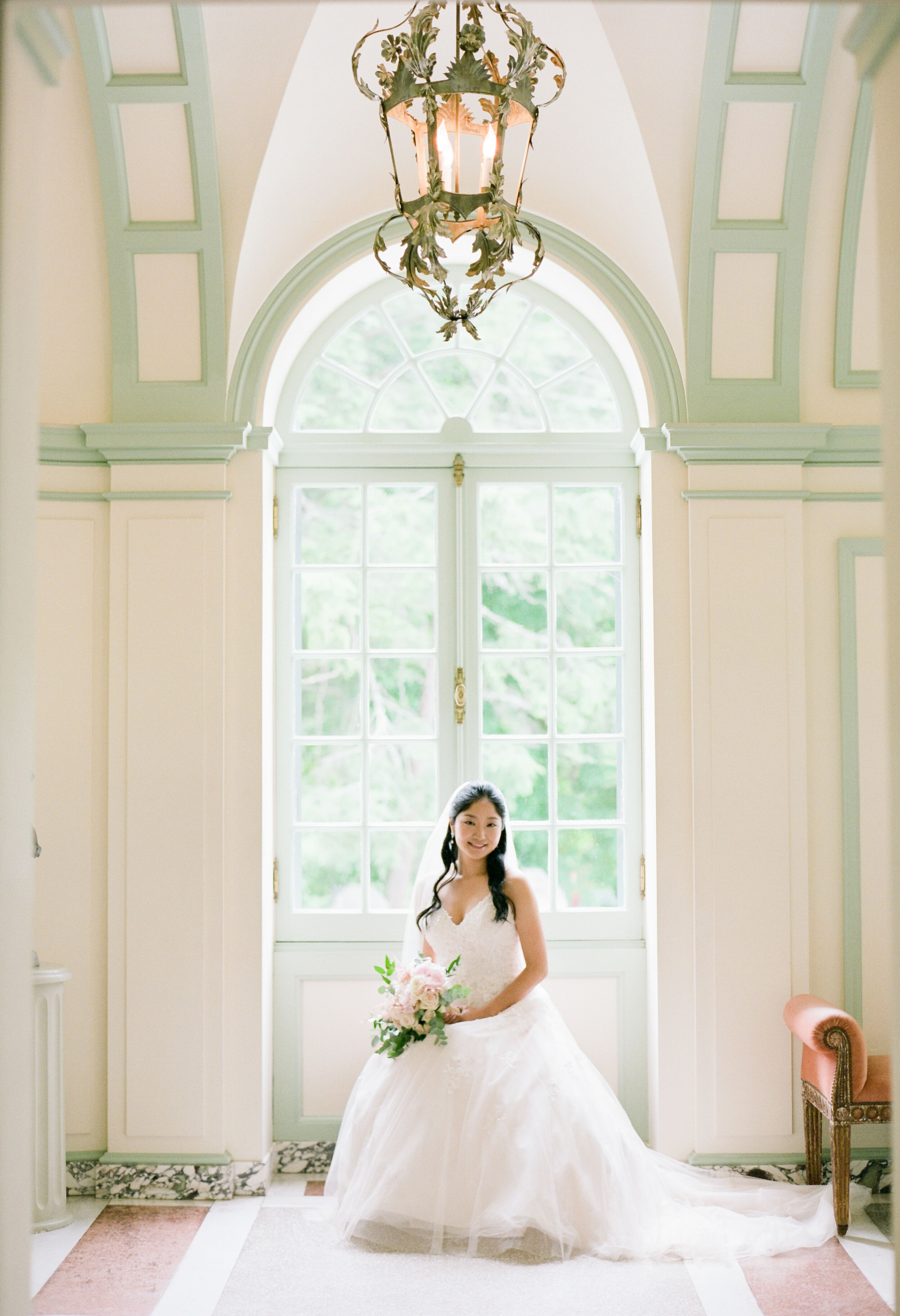 Elegant Massachusetts Estate Wedding