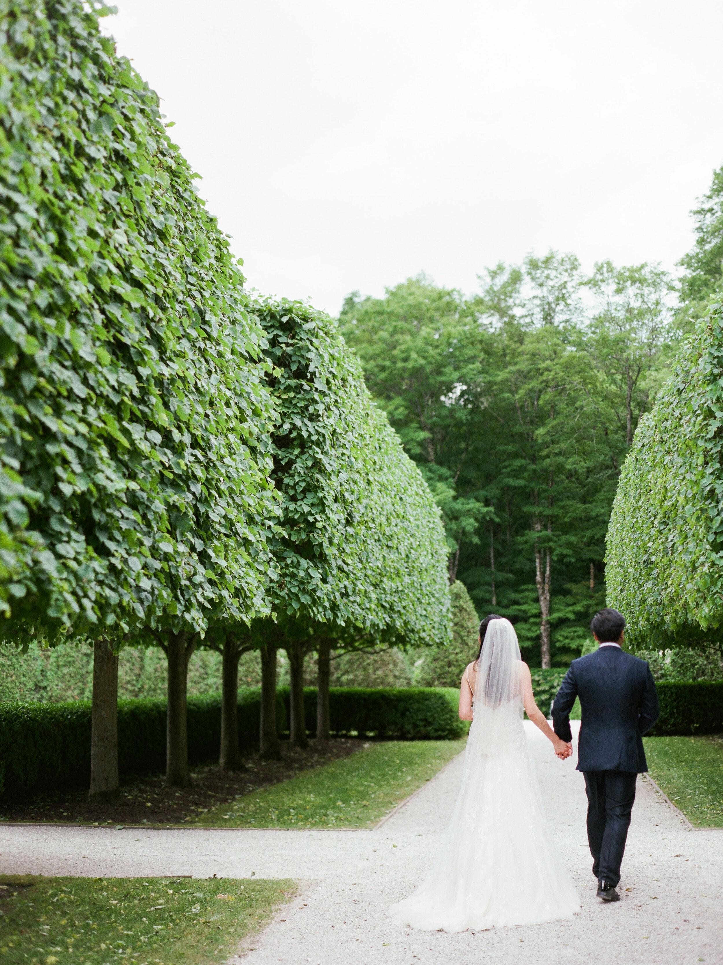 Berkshire MA Film Wedding Photographer