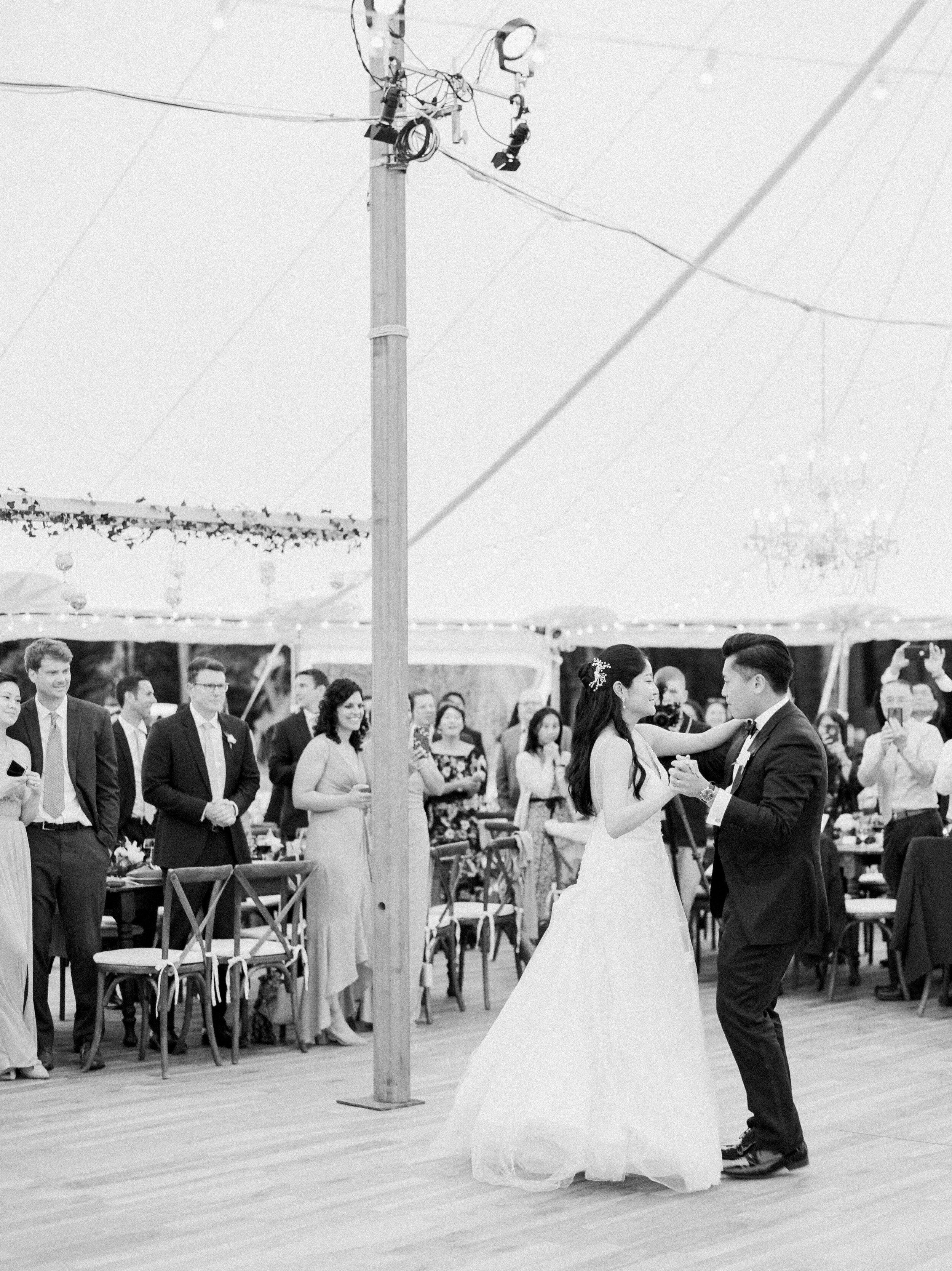Luxury wedding photographer near Boston