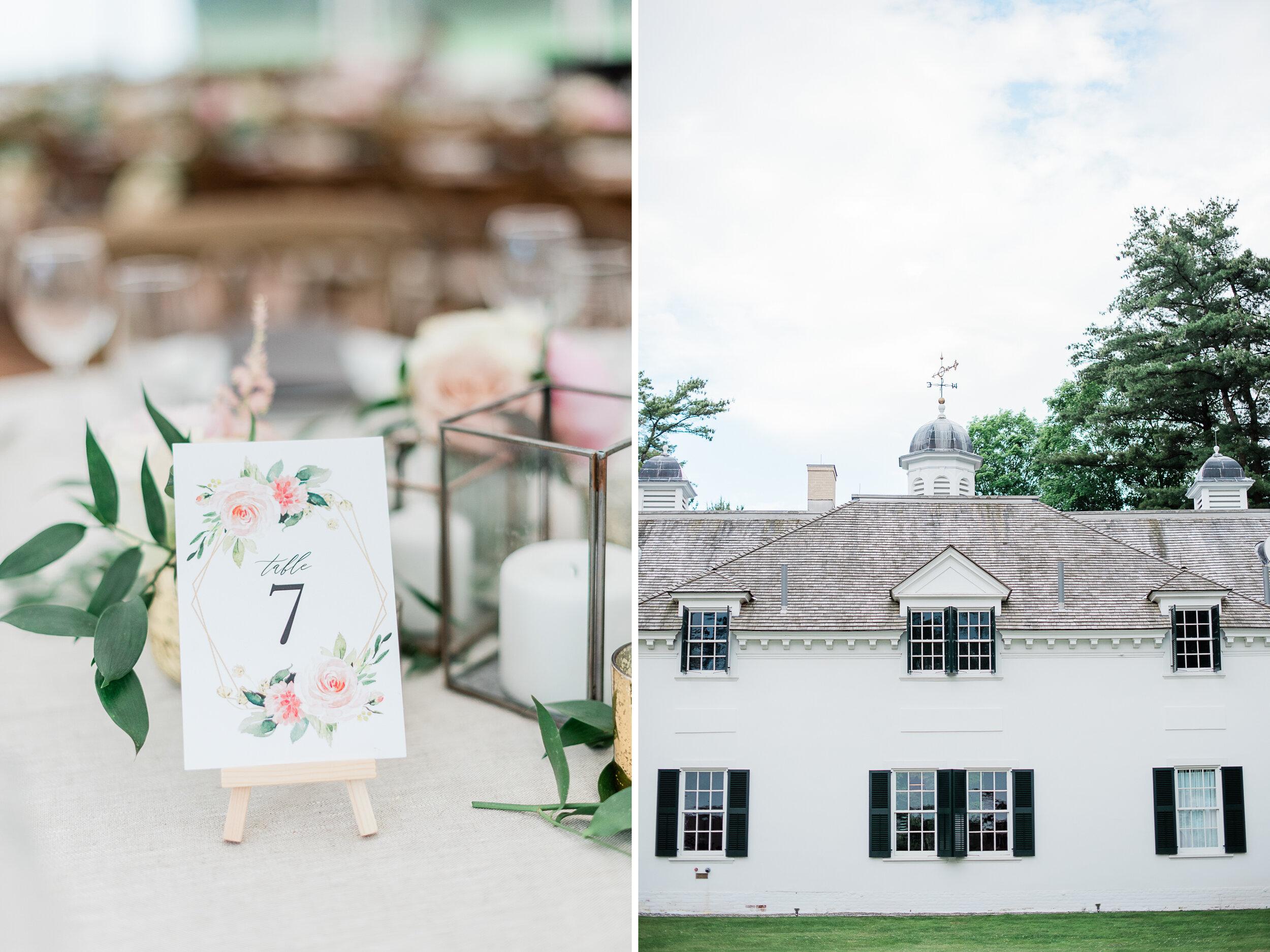 Lenox MA Estate Wedding