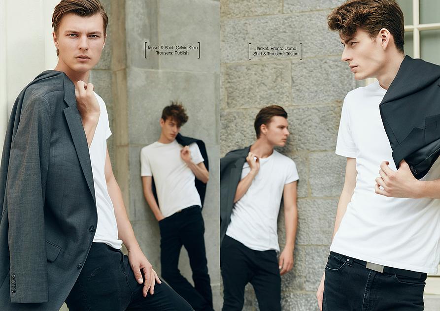 Web-Editorial for Solstice Magazine UK/2015